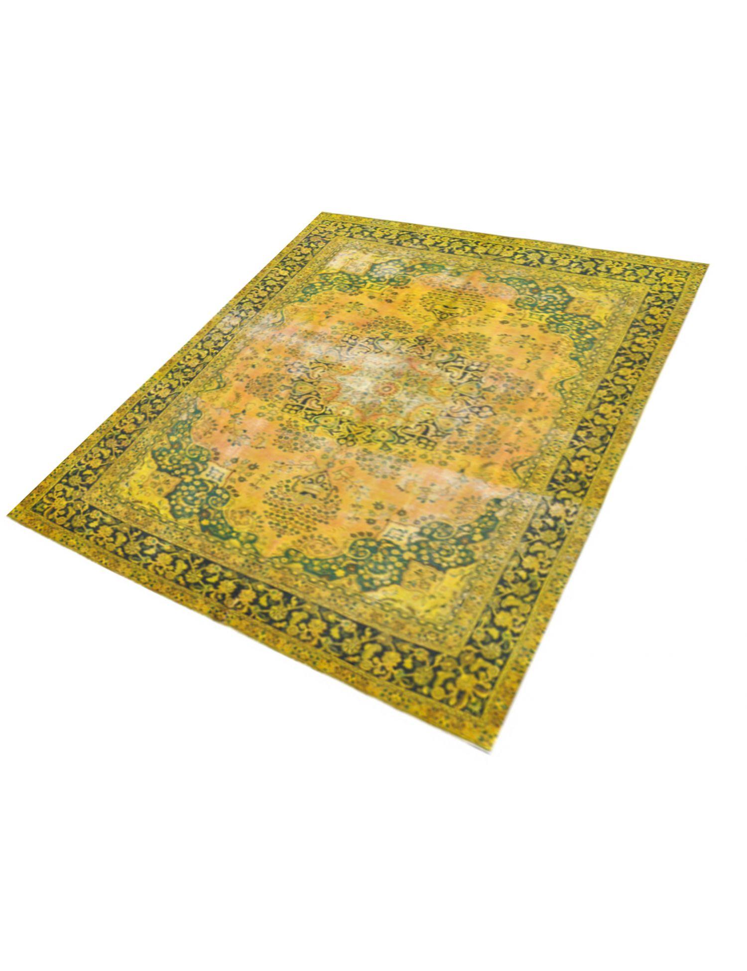 Vintage Perserteppich  gelb <br/>383 x 288 cm