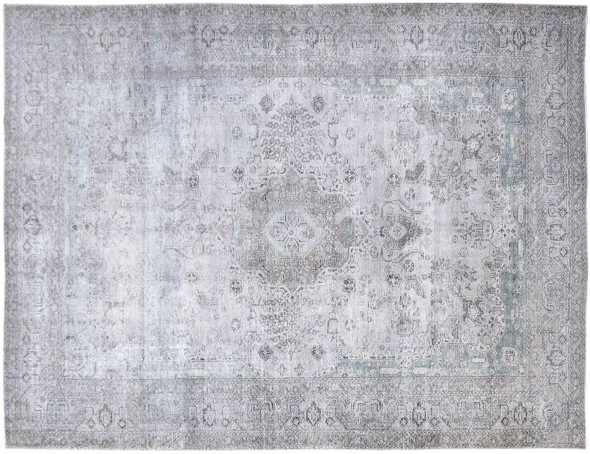 Vintage Teppich  blau <br/>490 x 296 cm