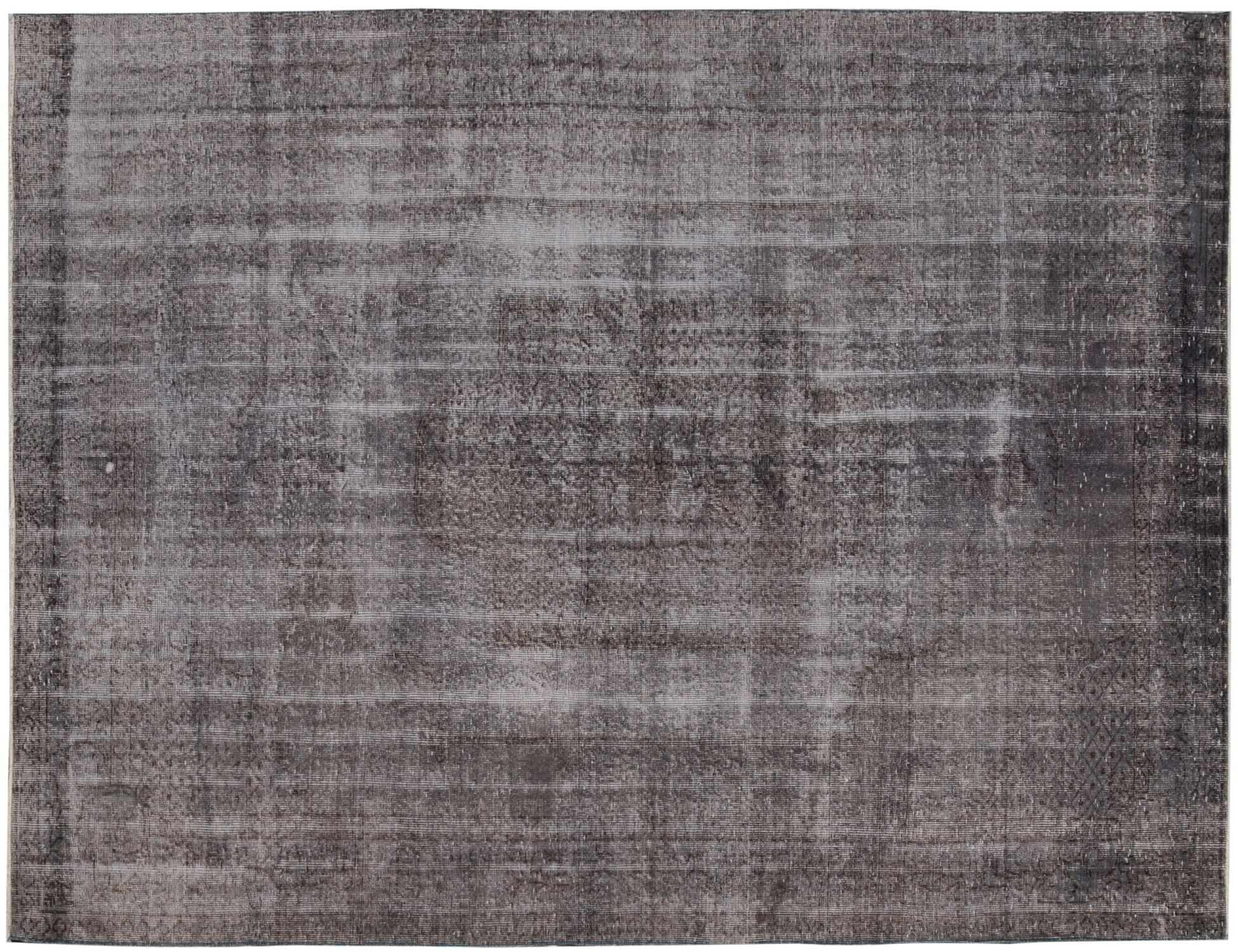 Tappeto Vintage  grigio <br/>330 x 202 cm