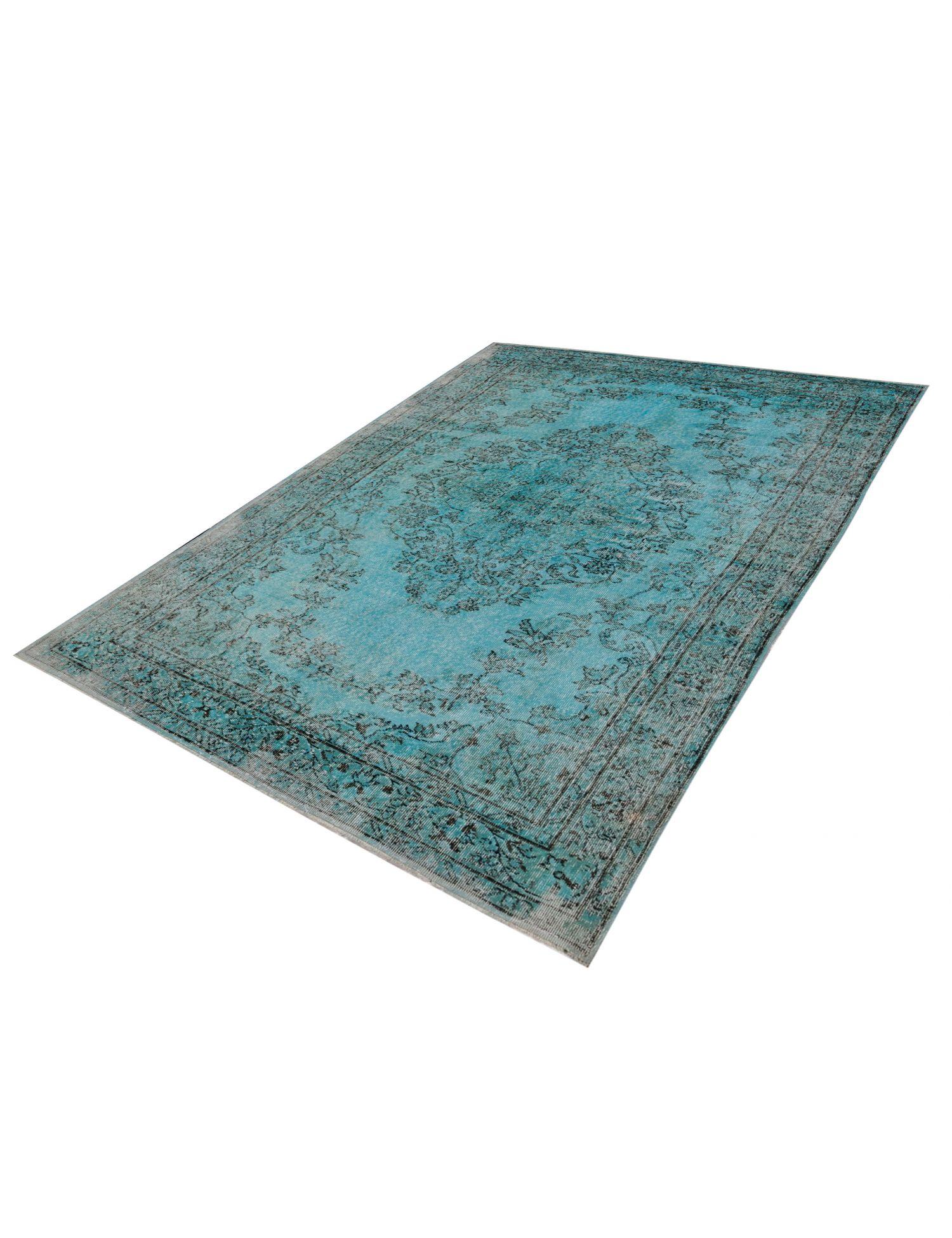 Tappeto Vintage  blu <br/>275 x 178 cm