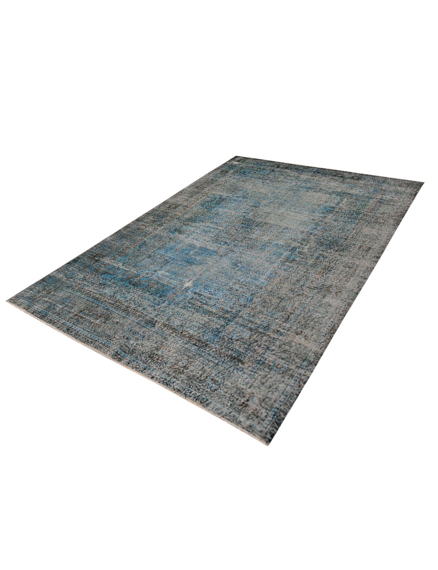 Tappeto Vintage  blu <br/>311 x 215 cm