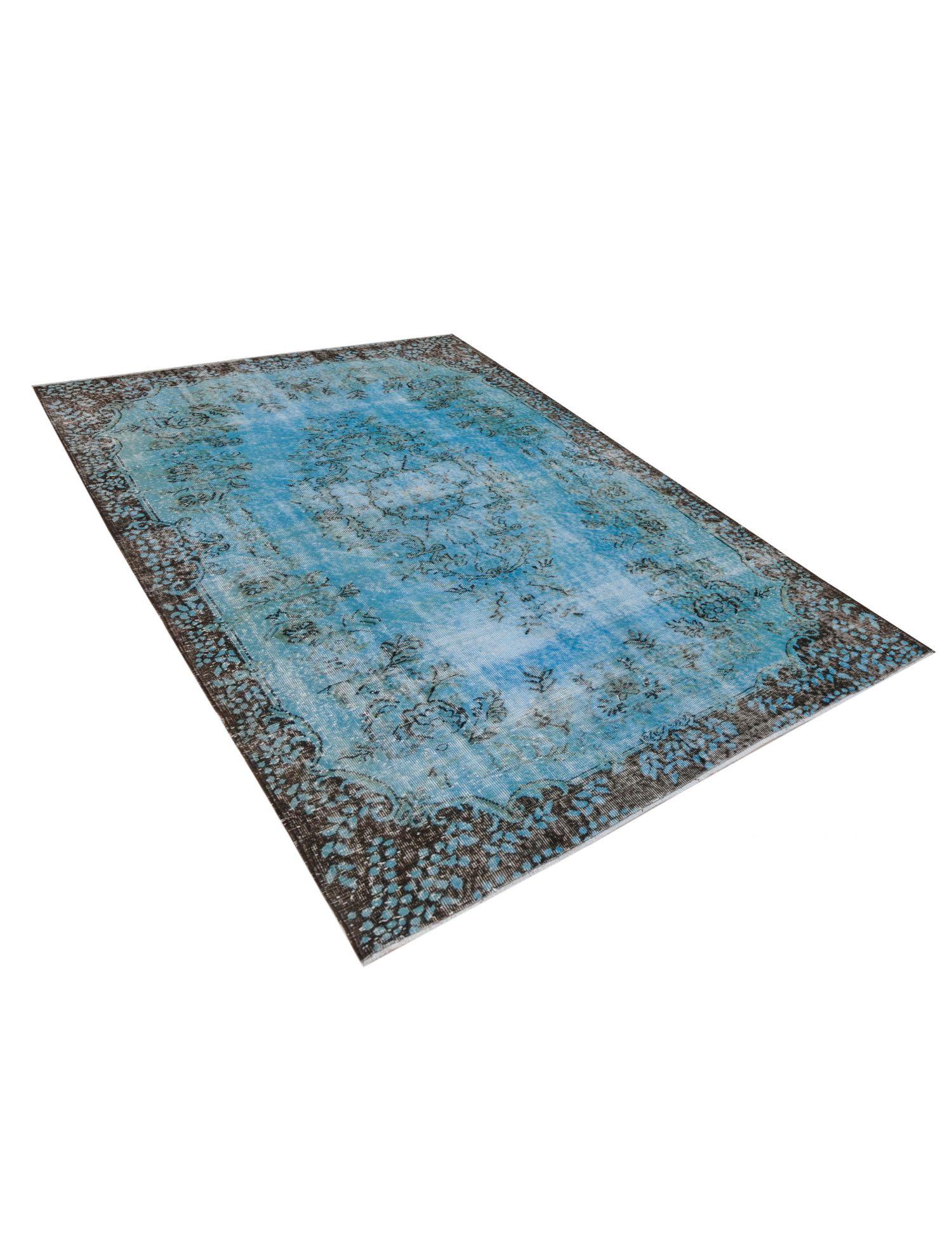 Tappeto Vintage  blu <br/>268 x 187 cm