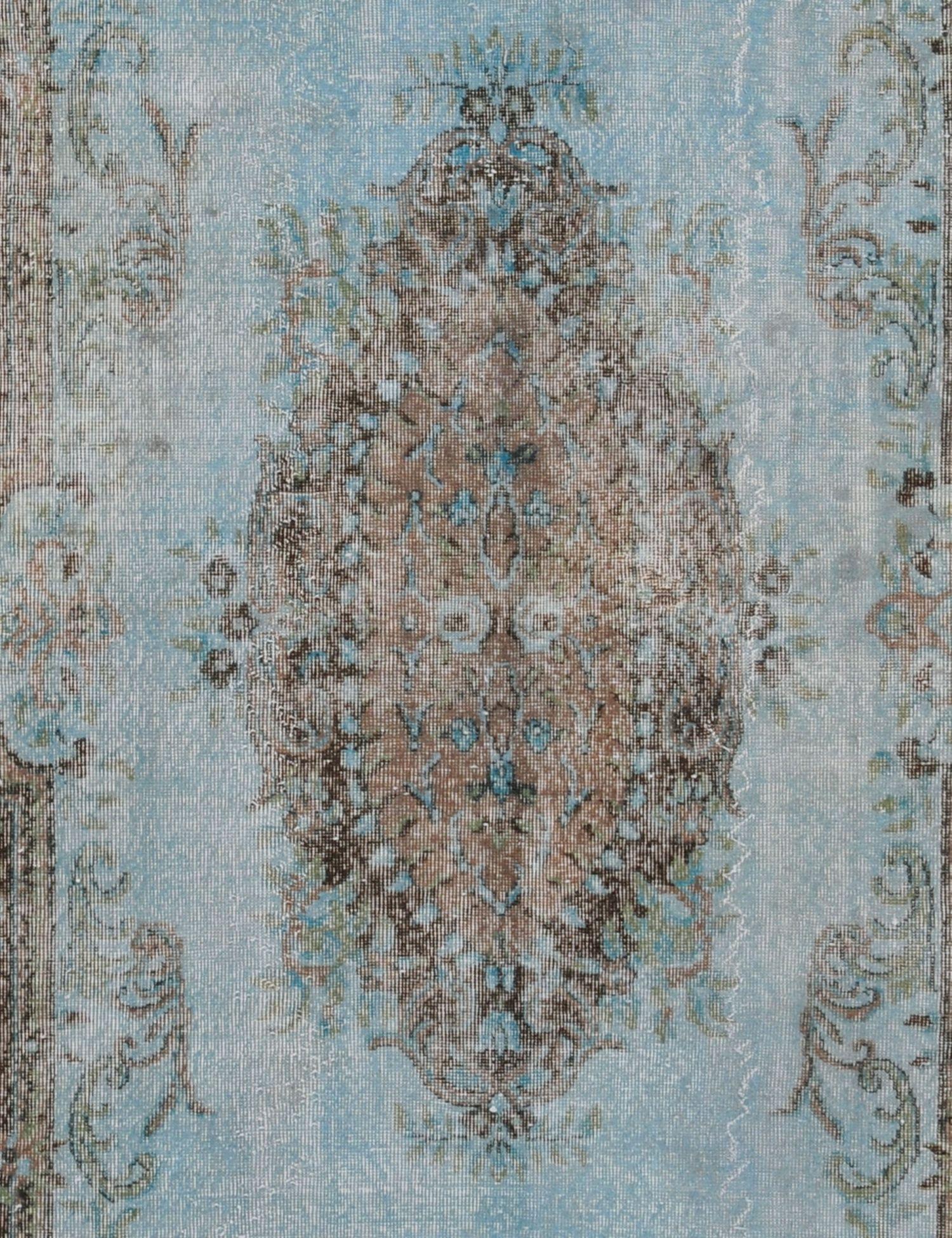 Tappeto Vintage  blu <br/>255 x 168 cm