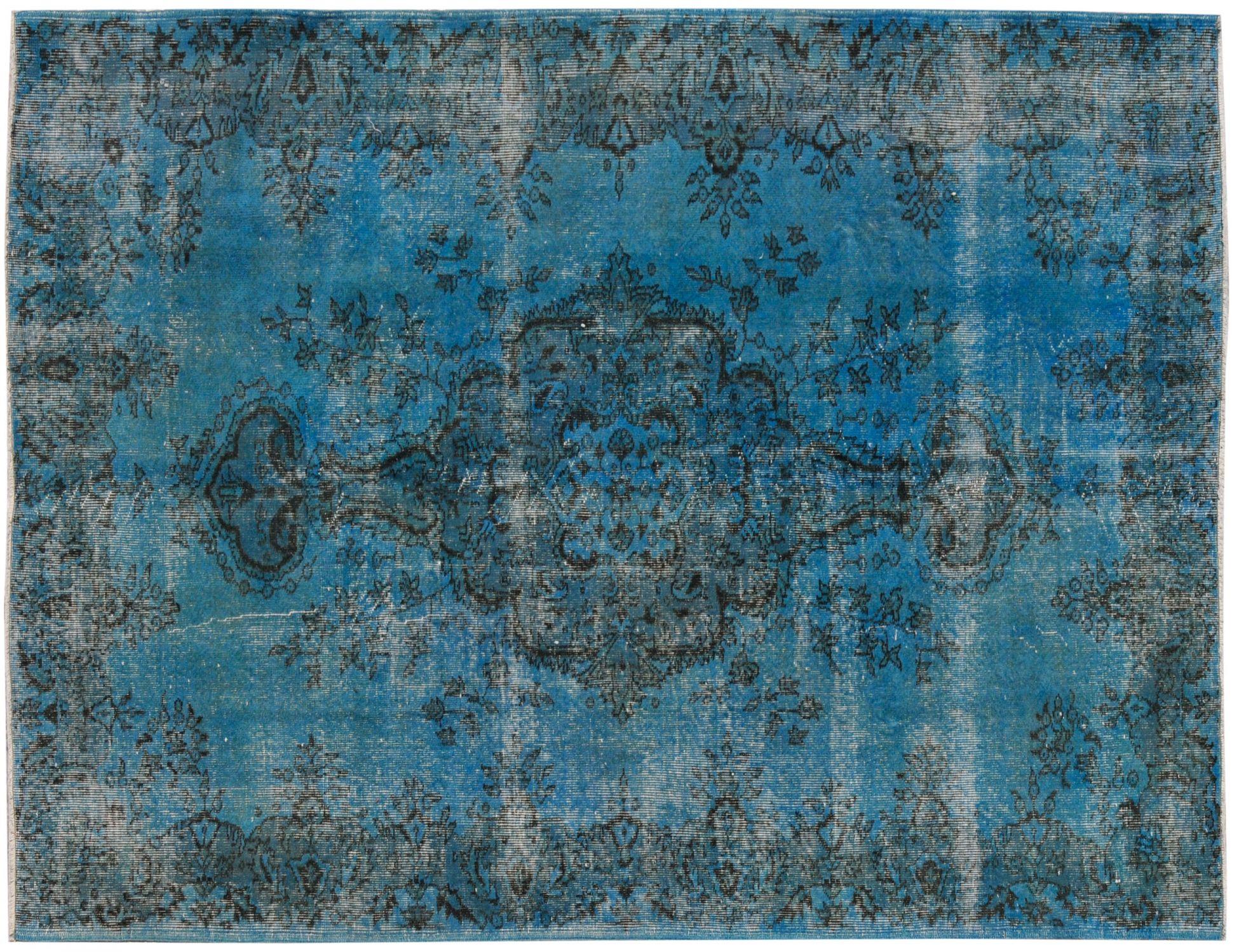 Tappeto Vintage  blu <br/>248 x 163 cm