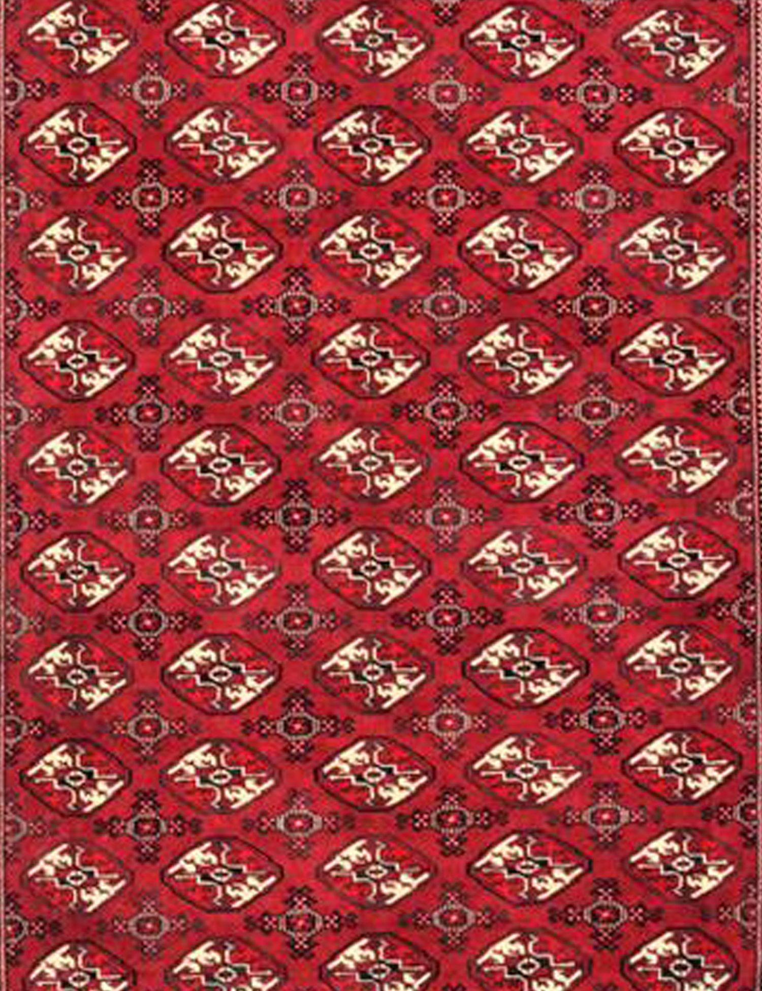 Perserteppich  rot <br/>335 x 250 cm