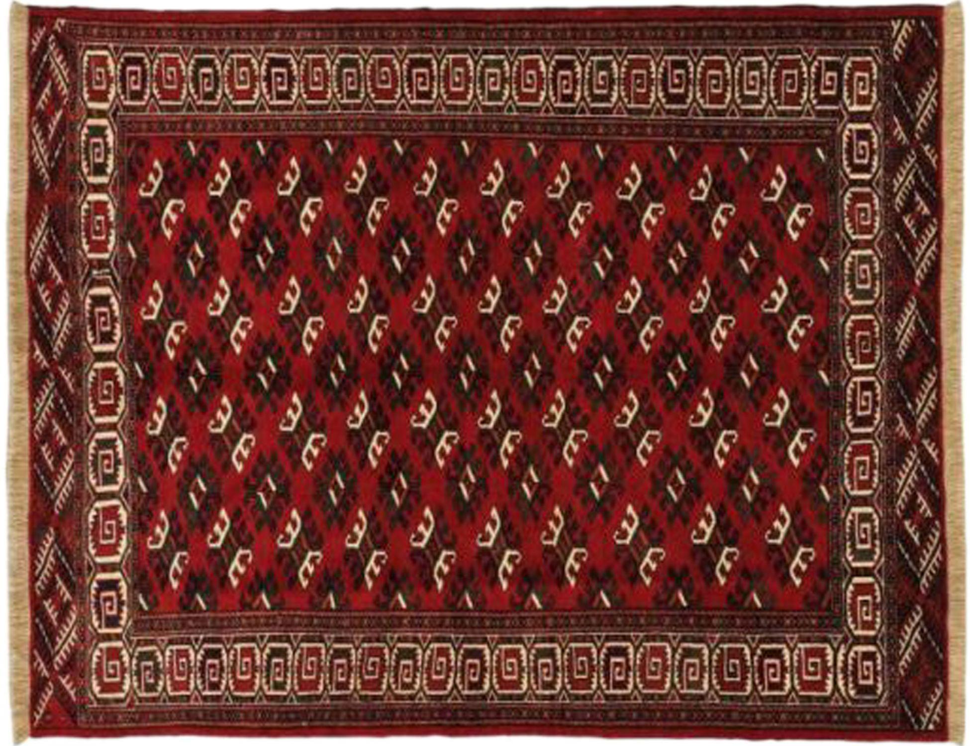 Perserteppich  rot <br/>159 x 114 cm
