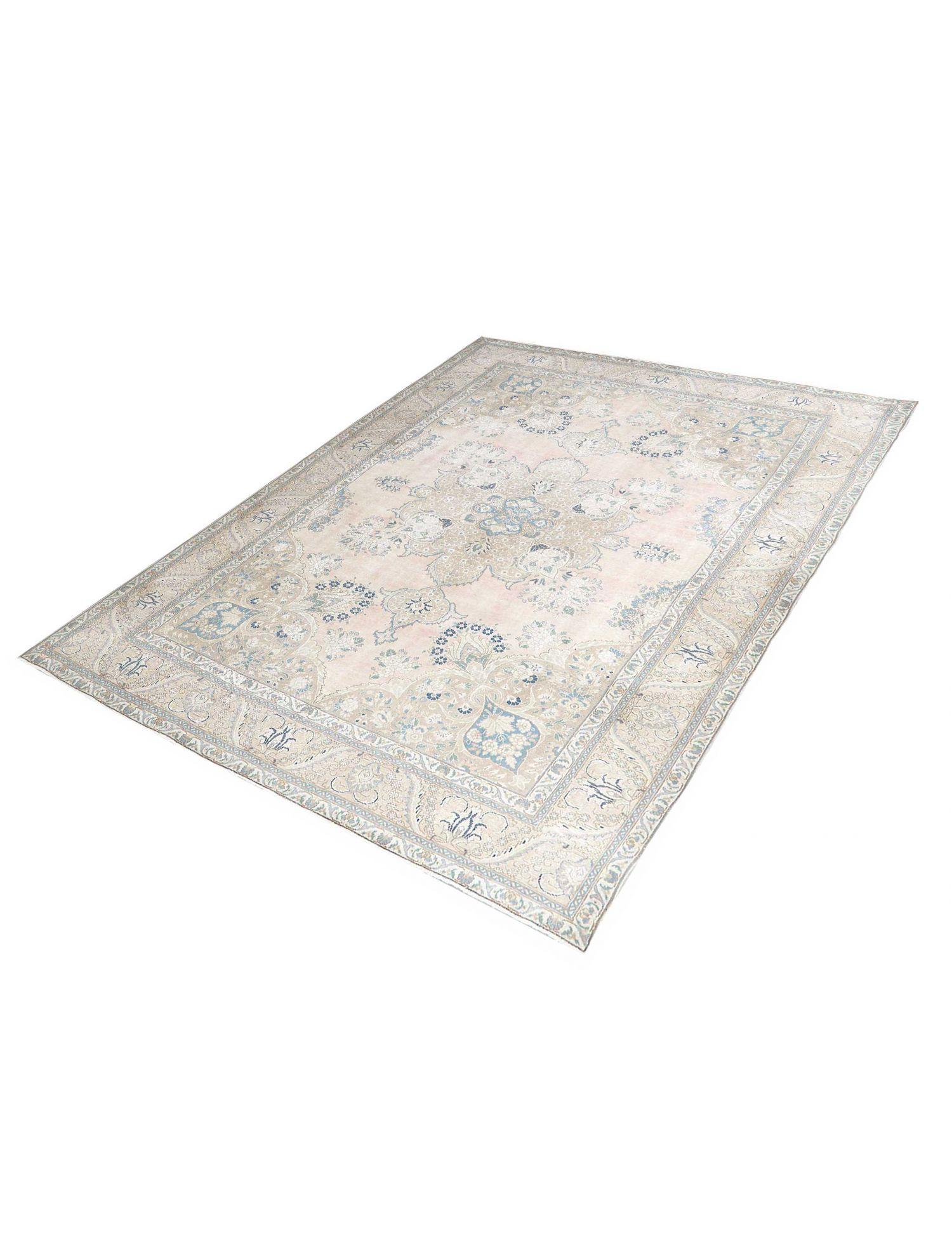 Retro Teppich  beige <br/>400 x 302 cm