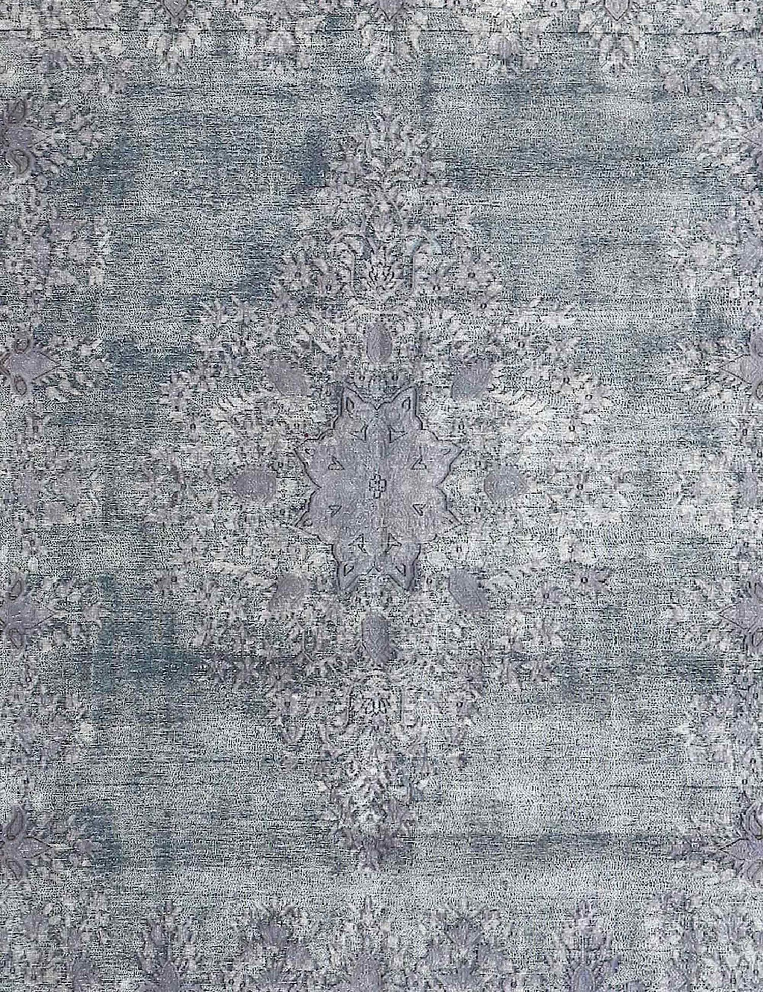 Vintage Teppich  grau <br/>387 x 303 cm