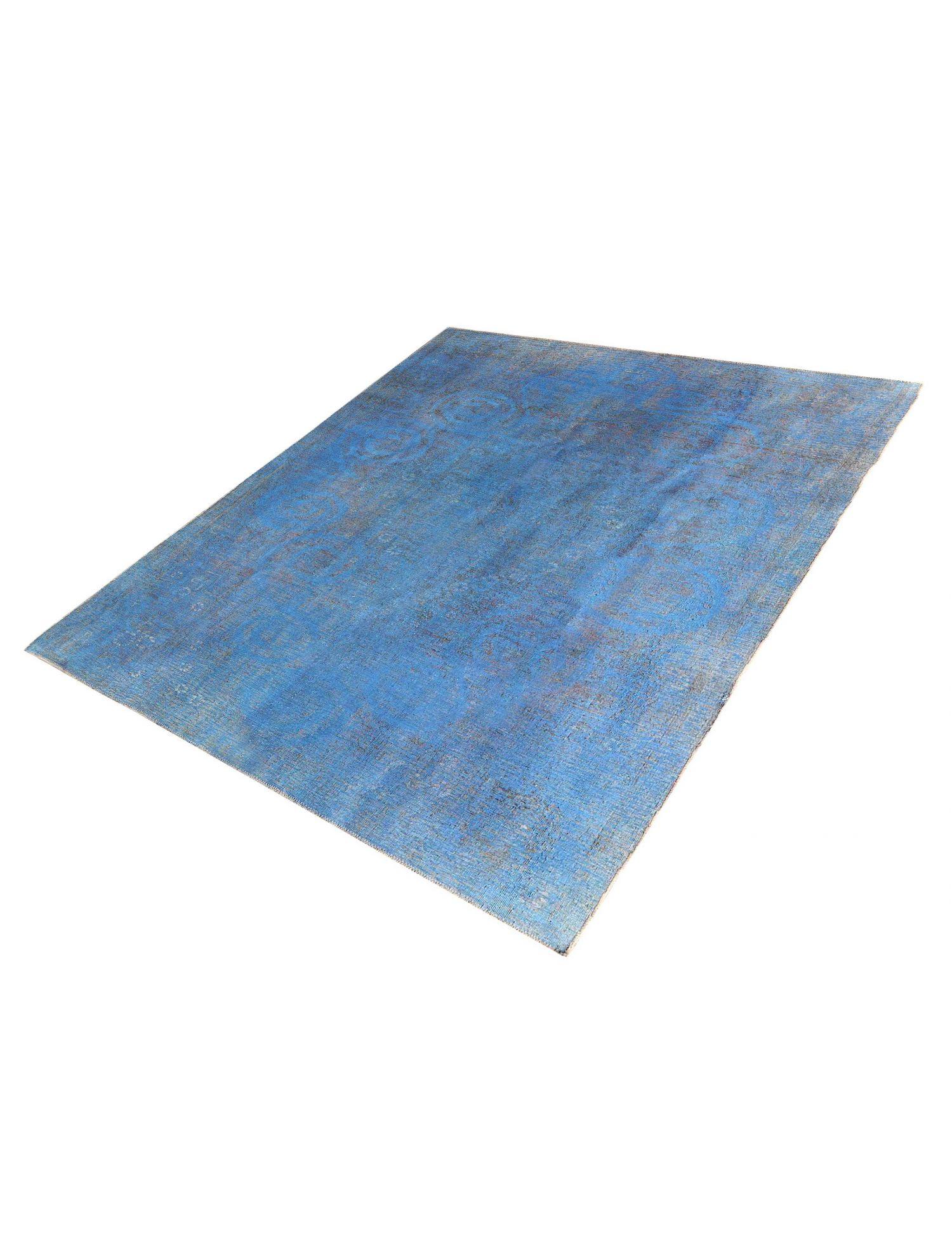 Vintage Teppich  blau <br/>317 x 228 cm