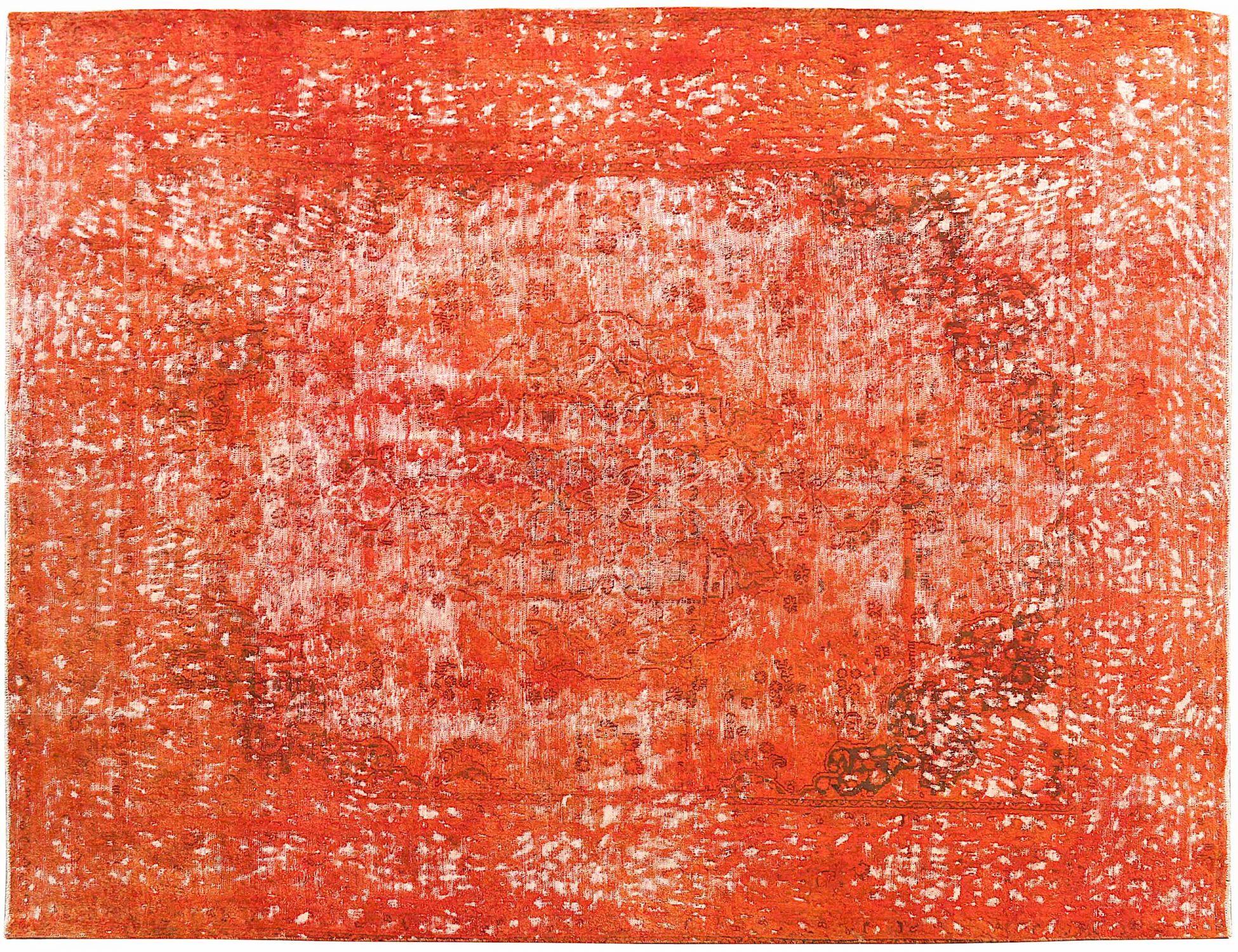 Tappeto Vintage  arancio <br/>381 x 289 cm
