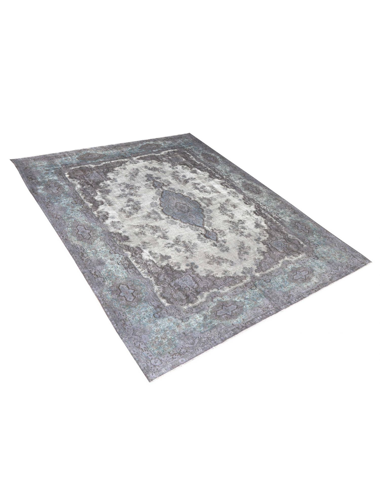 Vintage Teppich  schwarz <br/>397 x 303 cm