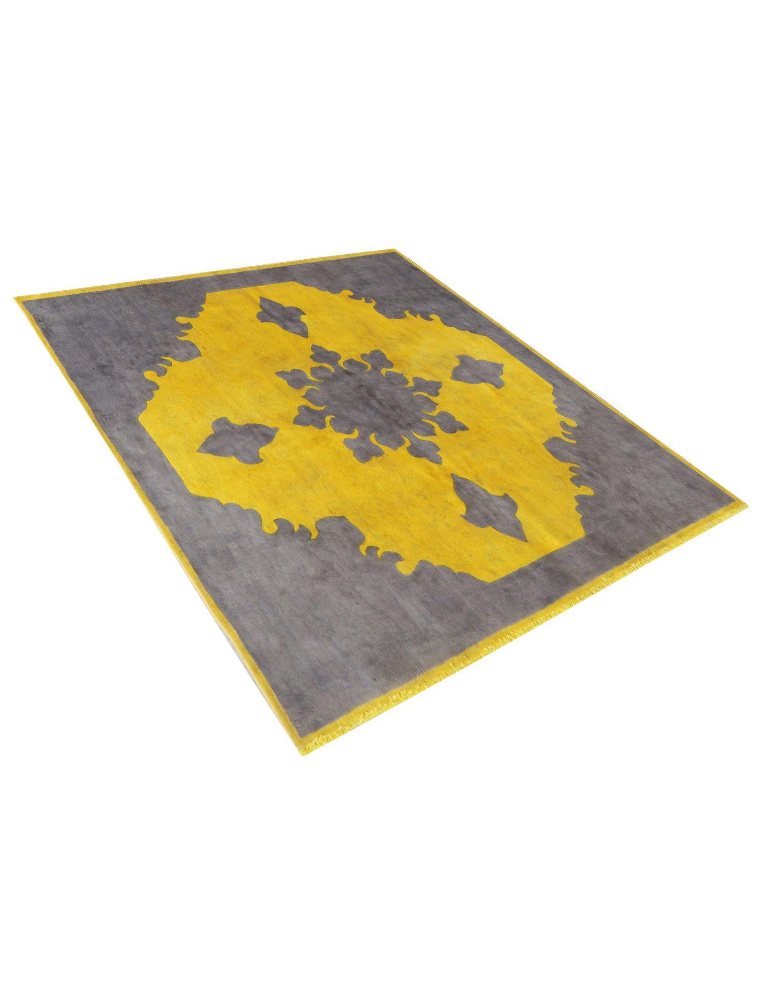 Tappeto Vintage  giallo <br/>202 x 210 cm