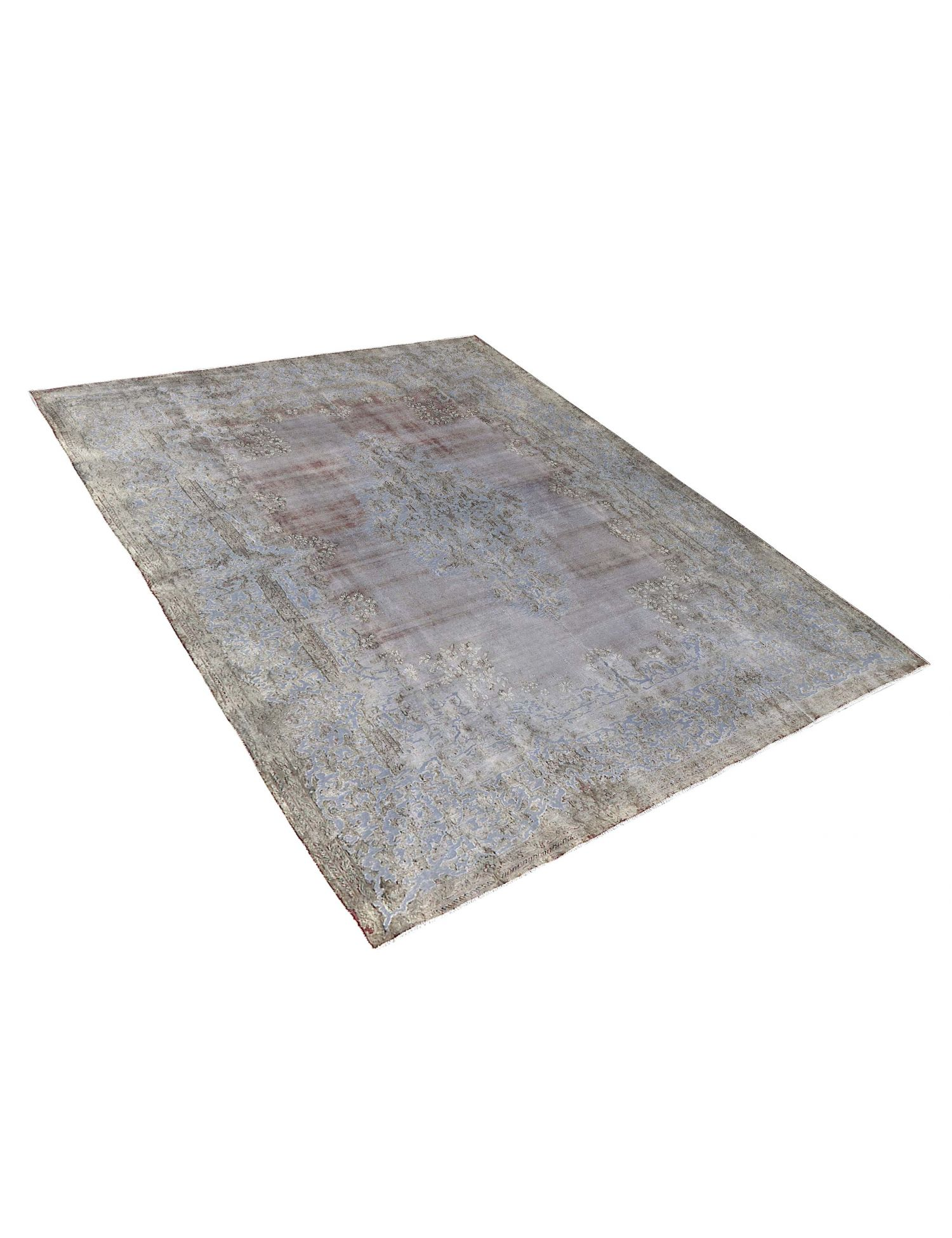 Vintage Teppich  blau <br/>393 x 300 cm