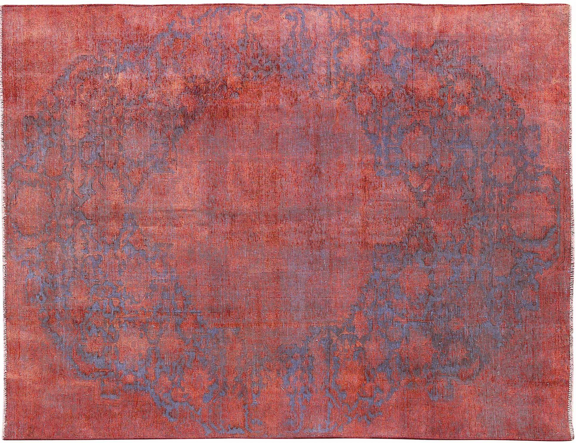 Vintage Teppich  rot <br/>275 x 188 cm