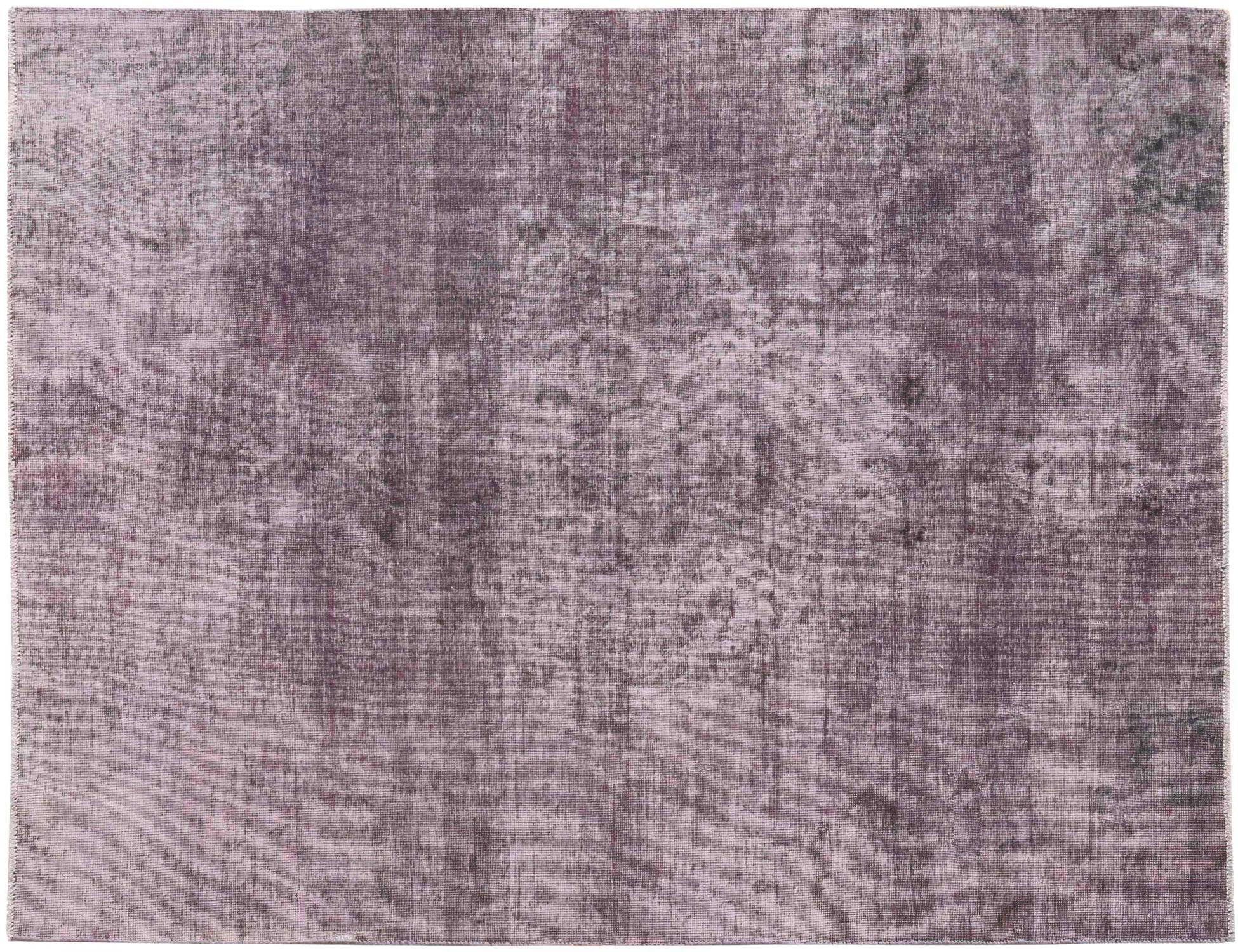 Vintage Teppich  lila <br/>250 x 213 cm