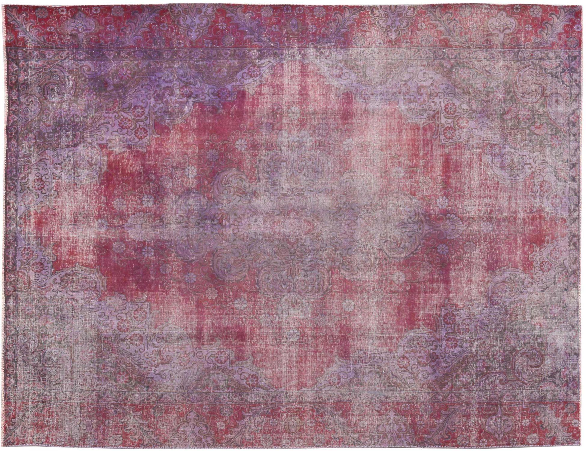 Vintage Teppich  lila <br/>325 x 265 cm