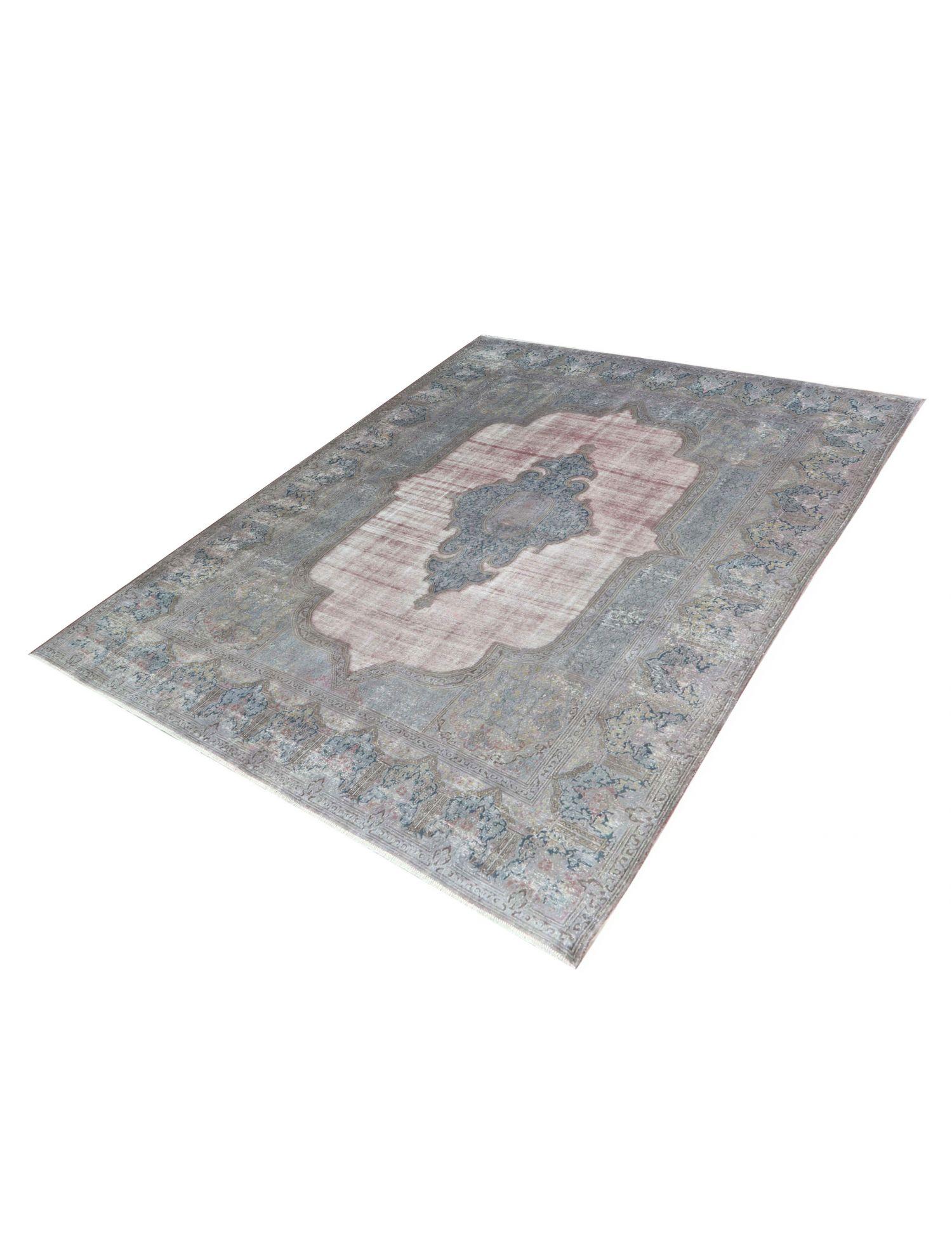 Tappeto Vintage  grigo <br/>394 x 299 cm