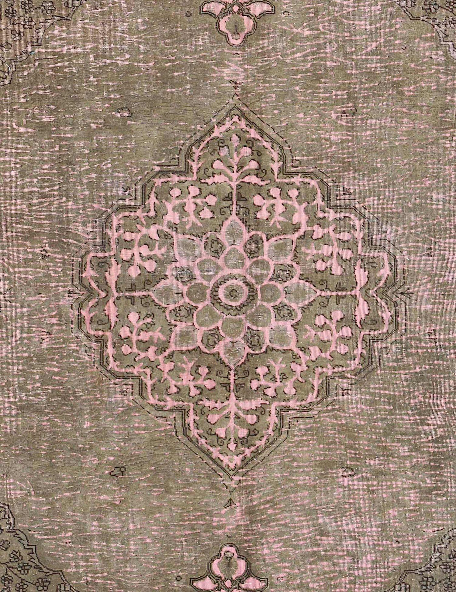 Tappeto Vintage  verde <br/>276 x 190 cm