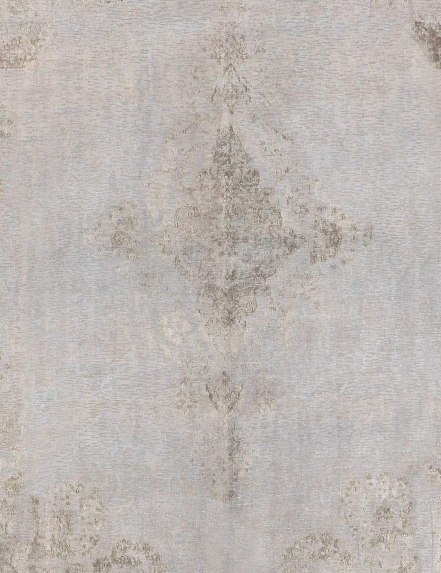 Tappeto Vintage  grigio <br/>396 x 286 cm