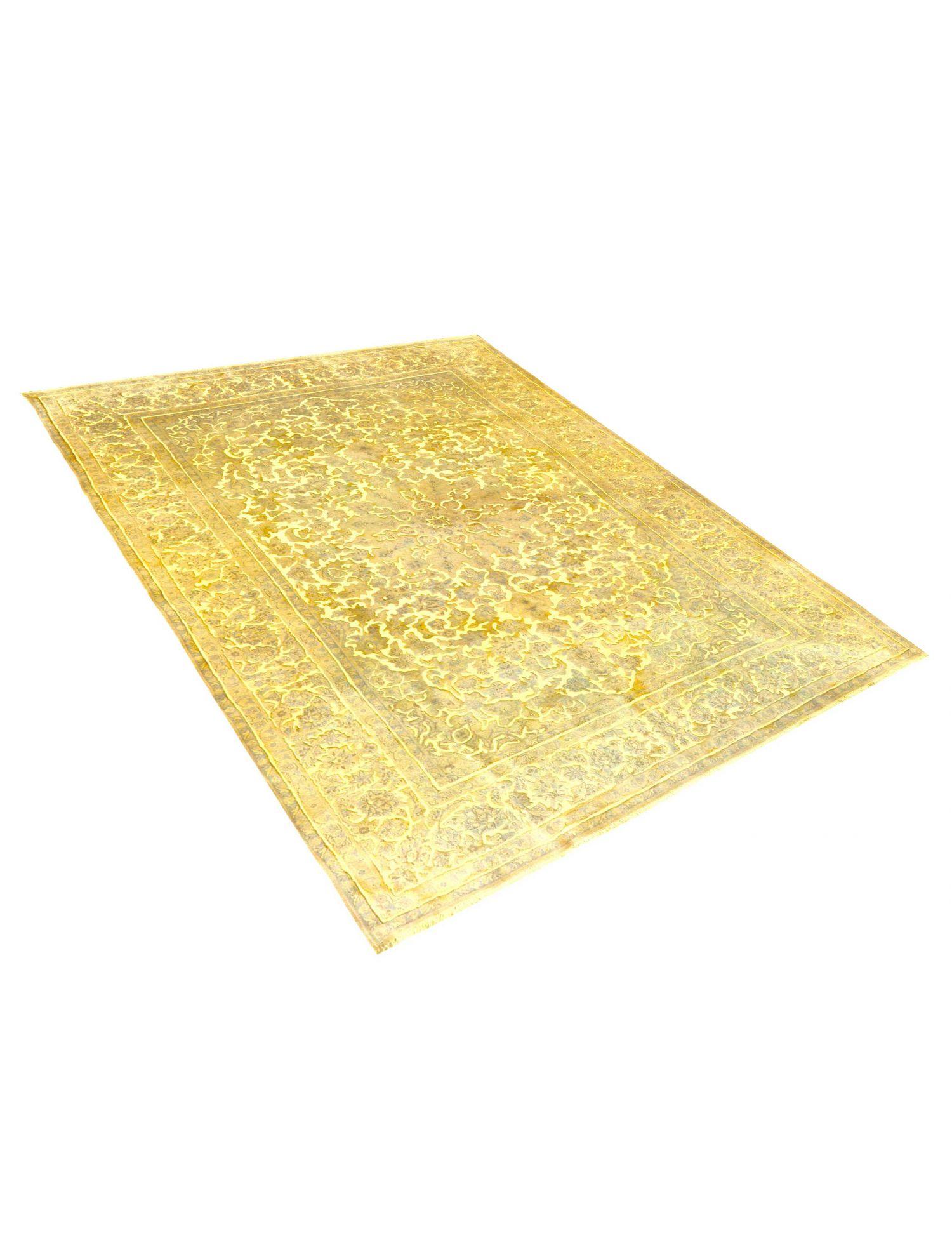 Vintage Teppich  gelb <br/>425 x 289 cm