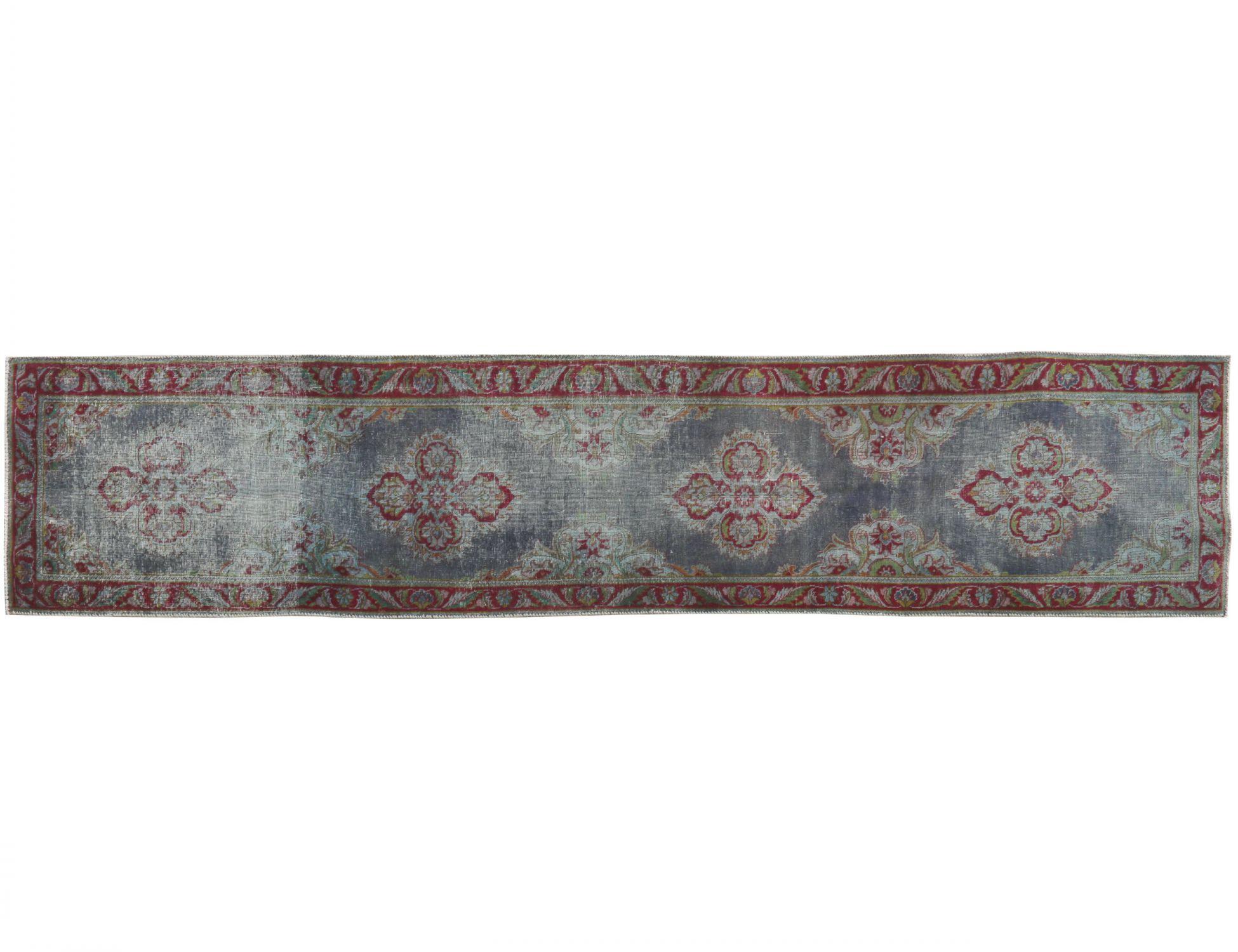 Tappeto Vintage  blu <br/>375 x 80 cm