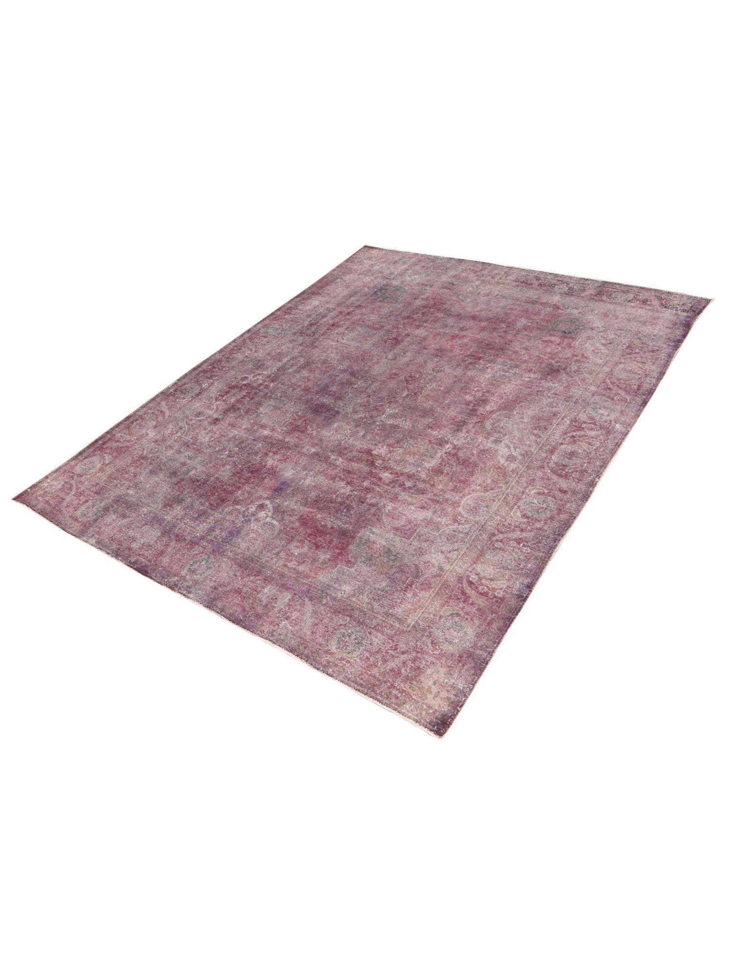 Vintage Teppich  lila <br/>385 x 295 cm