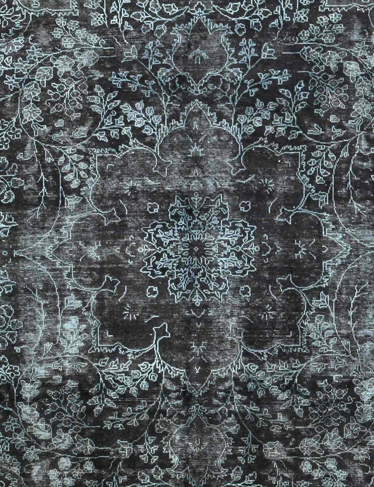 Vintage Teppich  schwarz <br/>382 x 279 cm