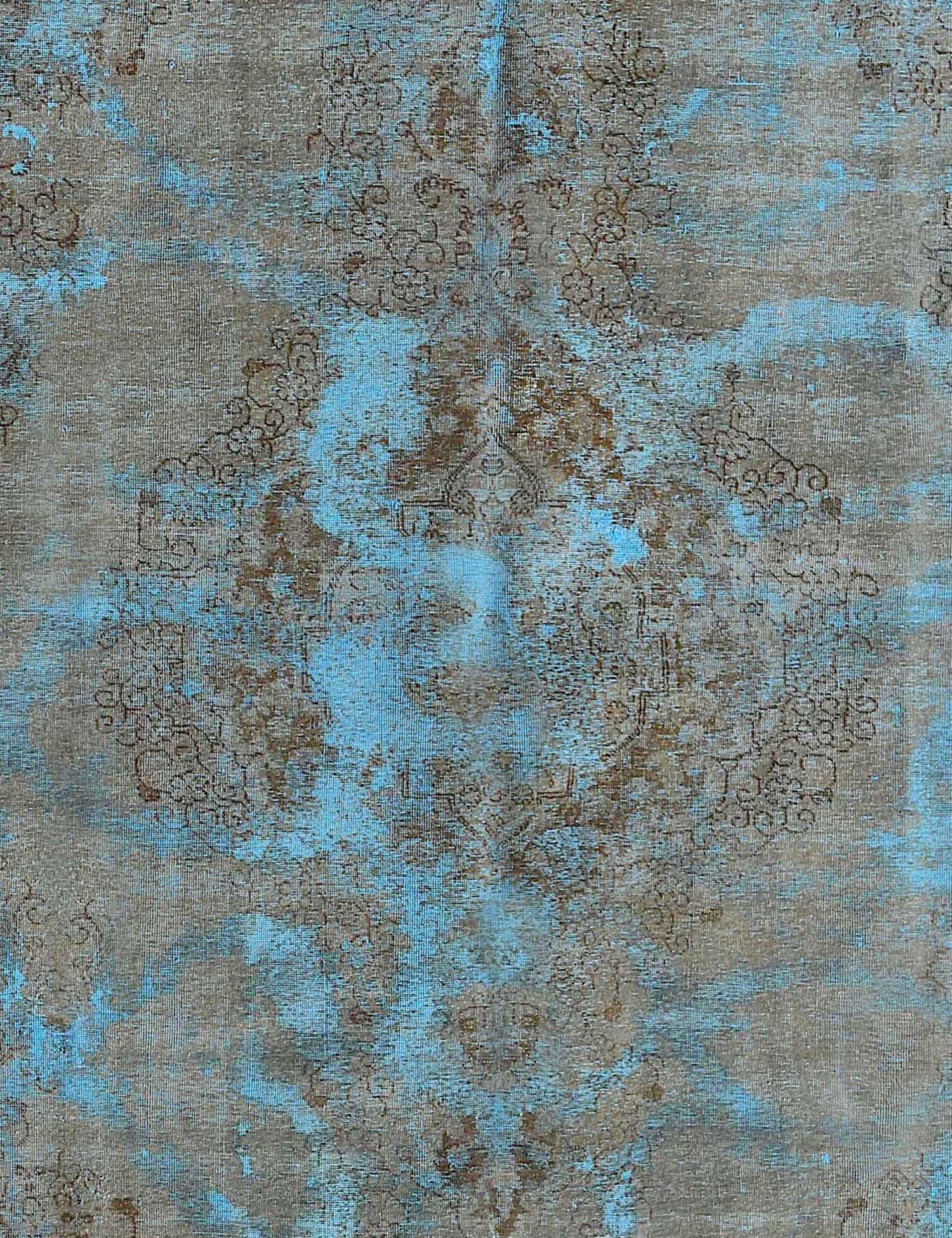Vintage Teppich  blau <br/>341 x 271 cm