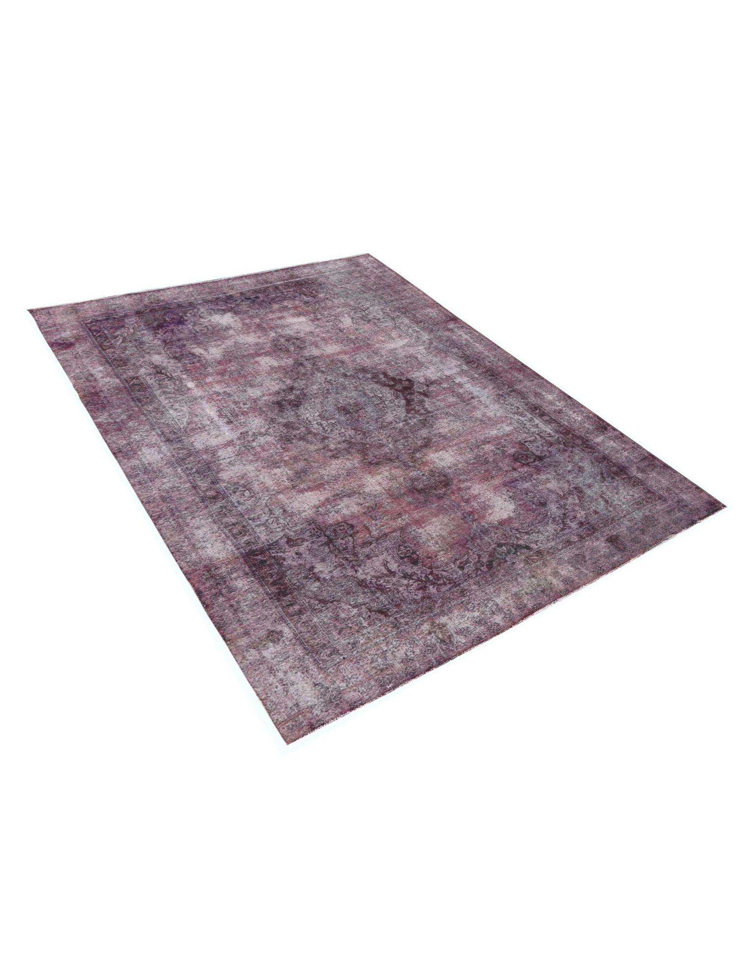 Vintage Teppich  lila <br/>450 x 280 cm