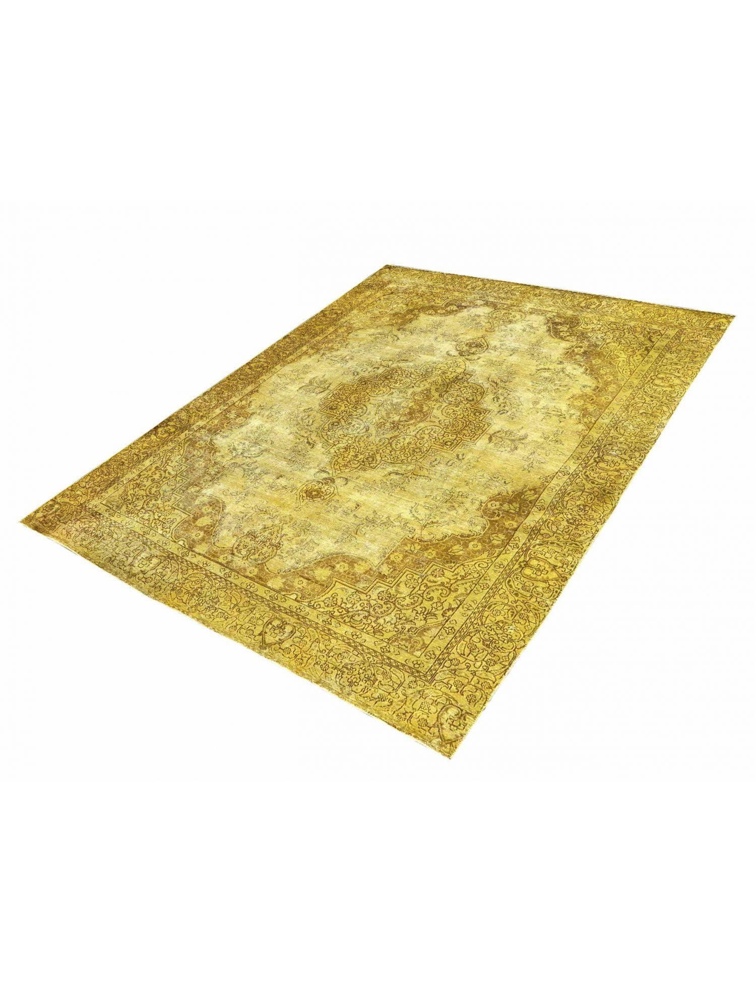 Tappeto Vintage  giallo <br/>355 x 270 cm