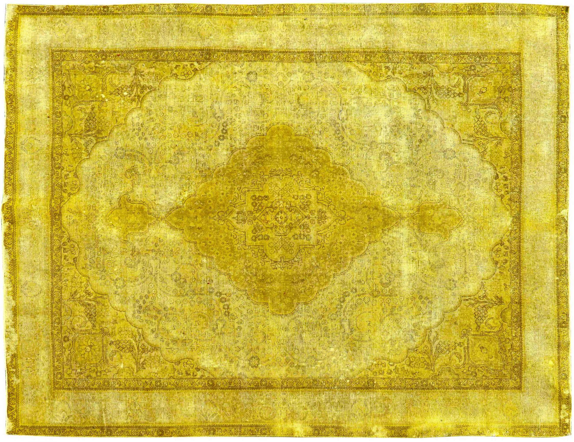 Tappeto Vintage  giallo <br/>384 x 295 cm