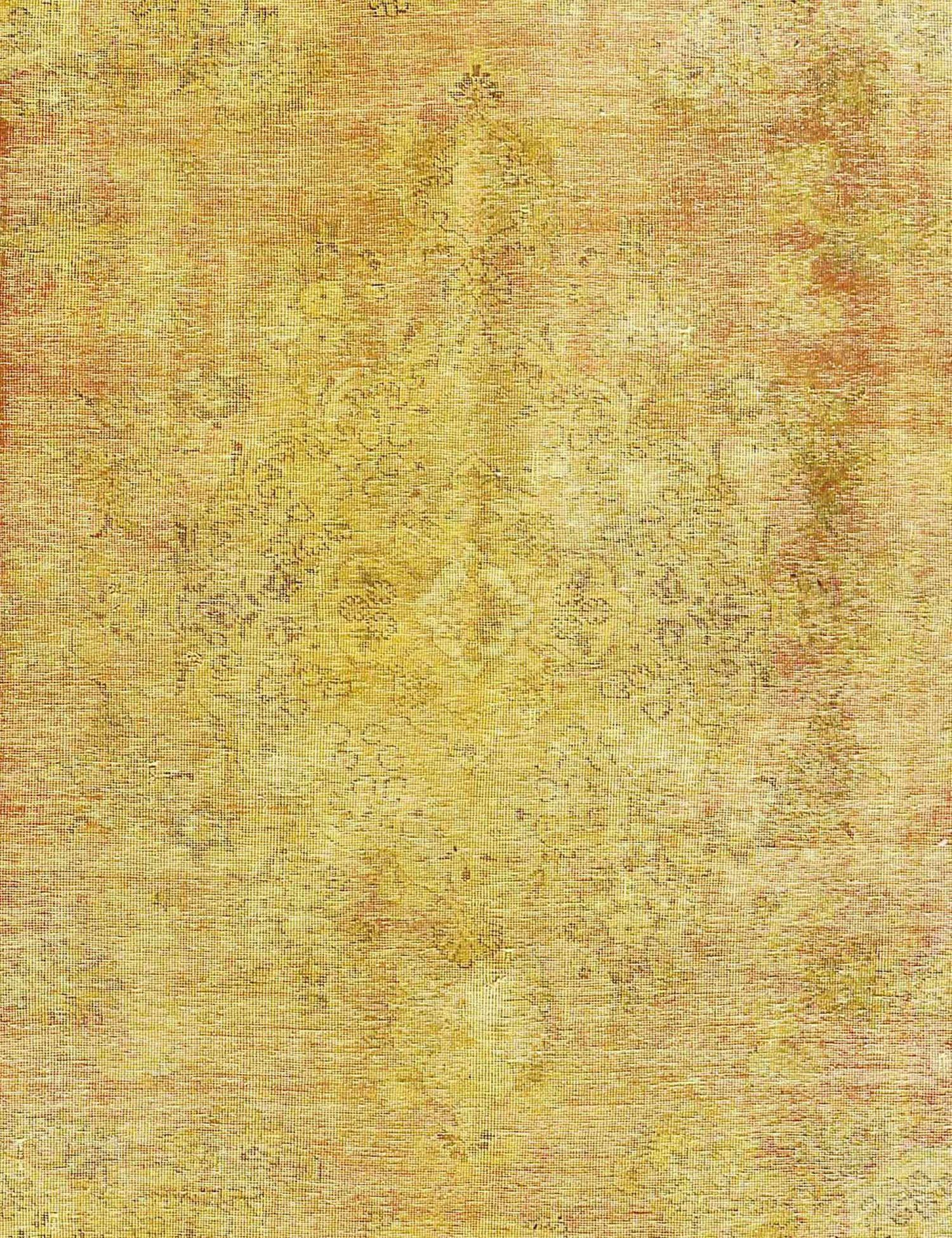Vintage Teppich  gelb <br/>295 x 205 cm