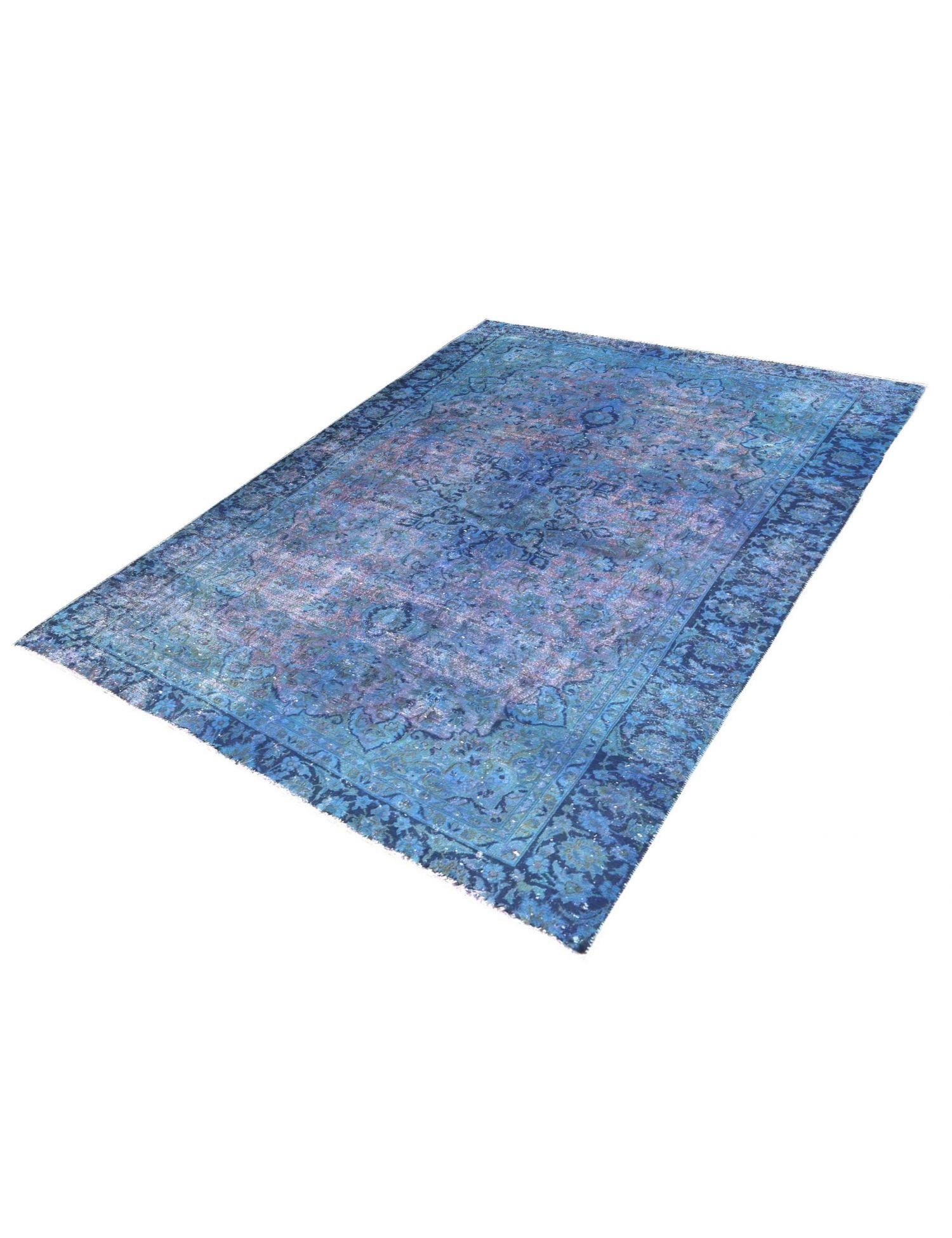Vintage Teppich  blau <br/>300 x 210 cm