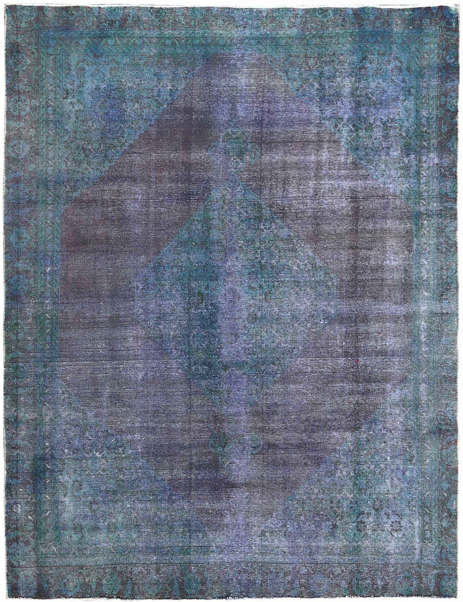 Tappeto Vintage  blu <br/>343 x 250 cm