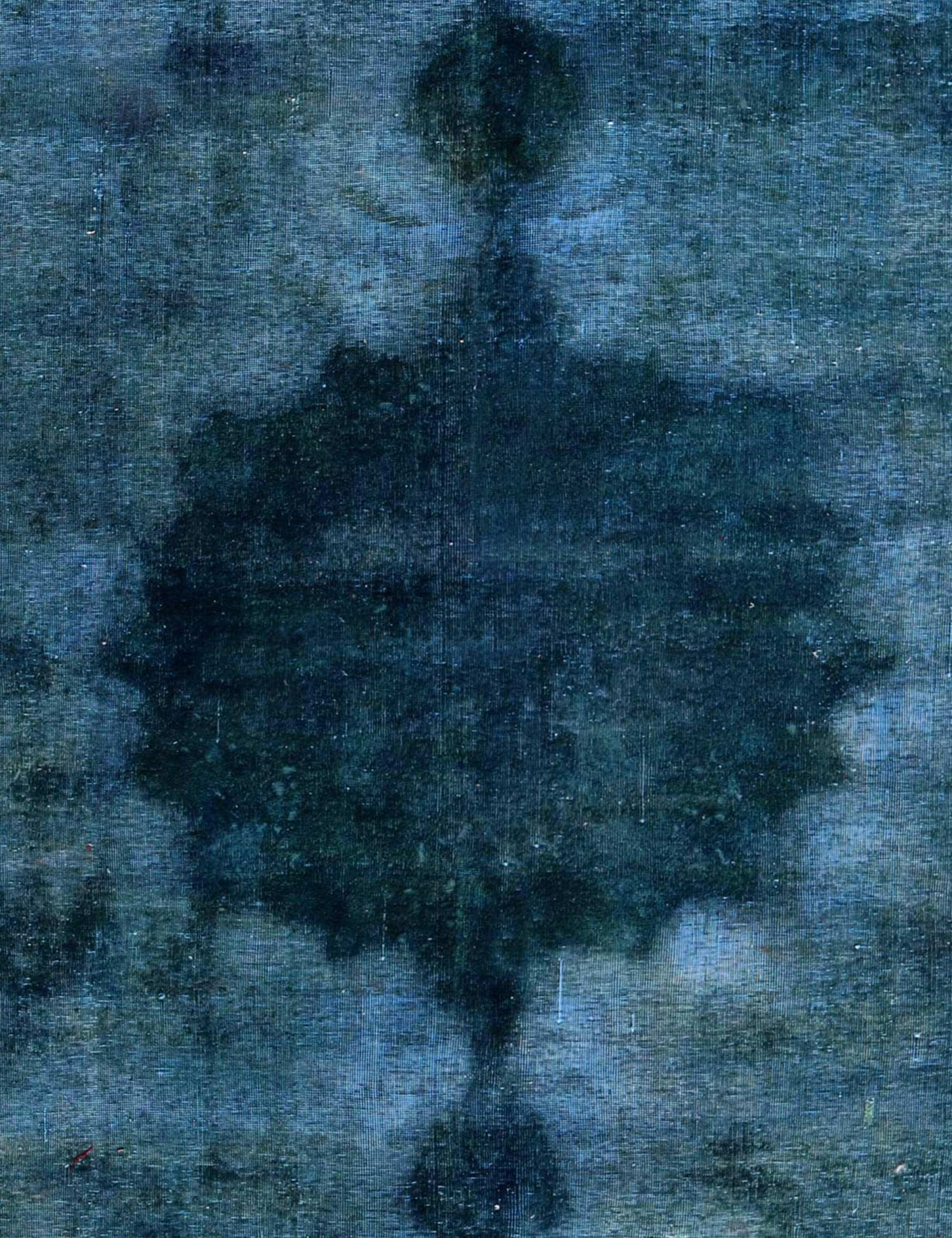 Tappeto Vintage  blu <br/>240 x 197 cm