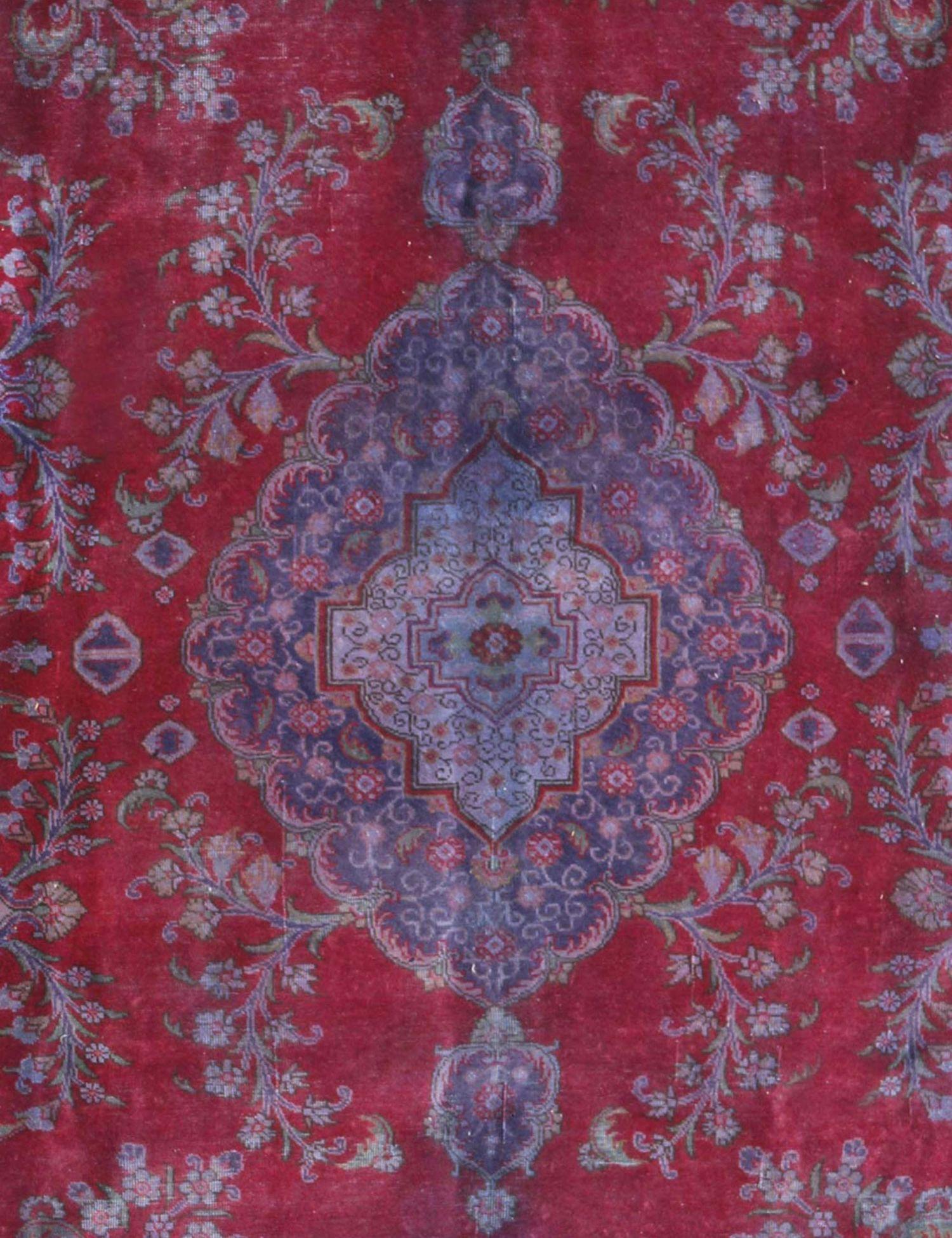 Vintage Teppich  blau <br/>373 x 280 cm