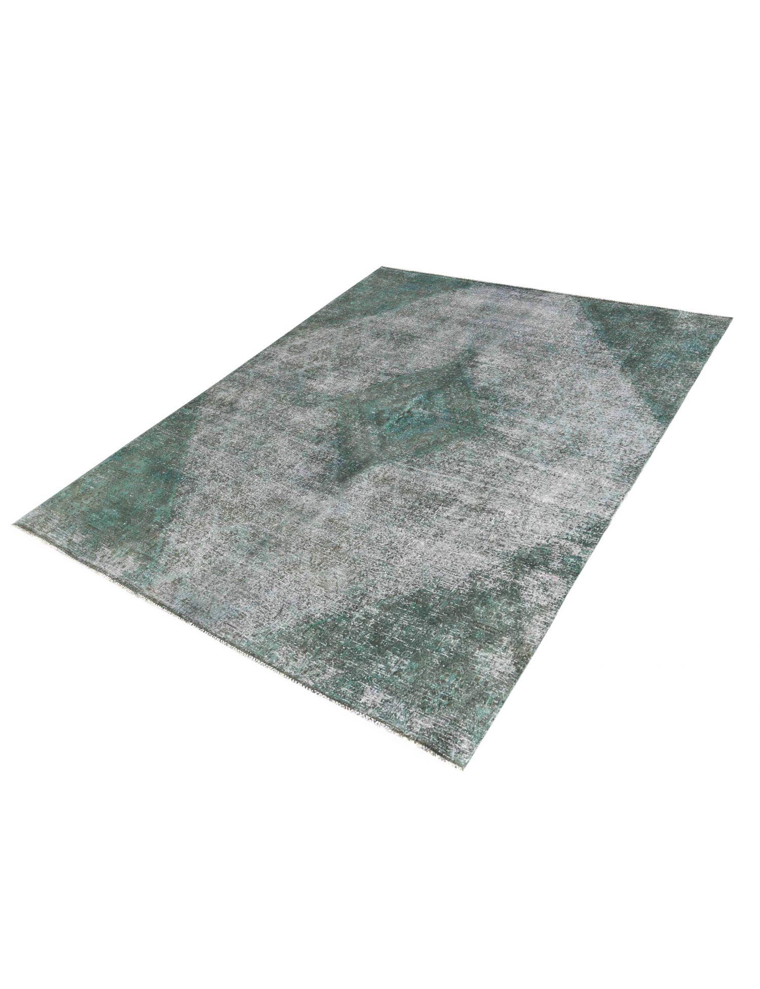 Vintage Teppich  grün <br/>290 x 205 cm