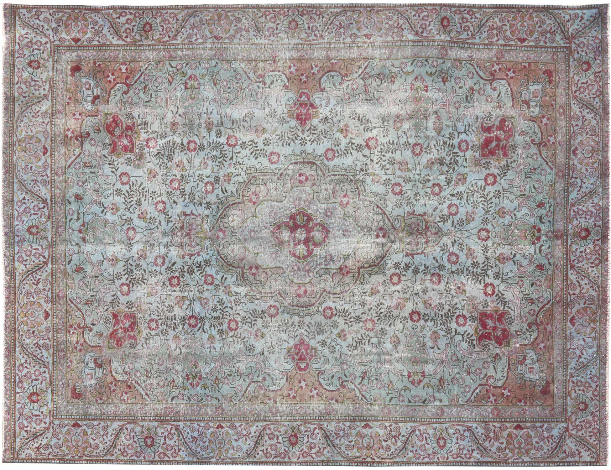 Vintage Teppich  blau <br/>345 x 247 cm