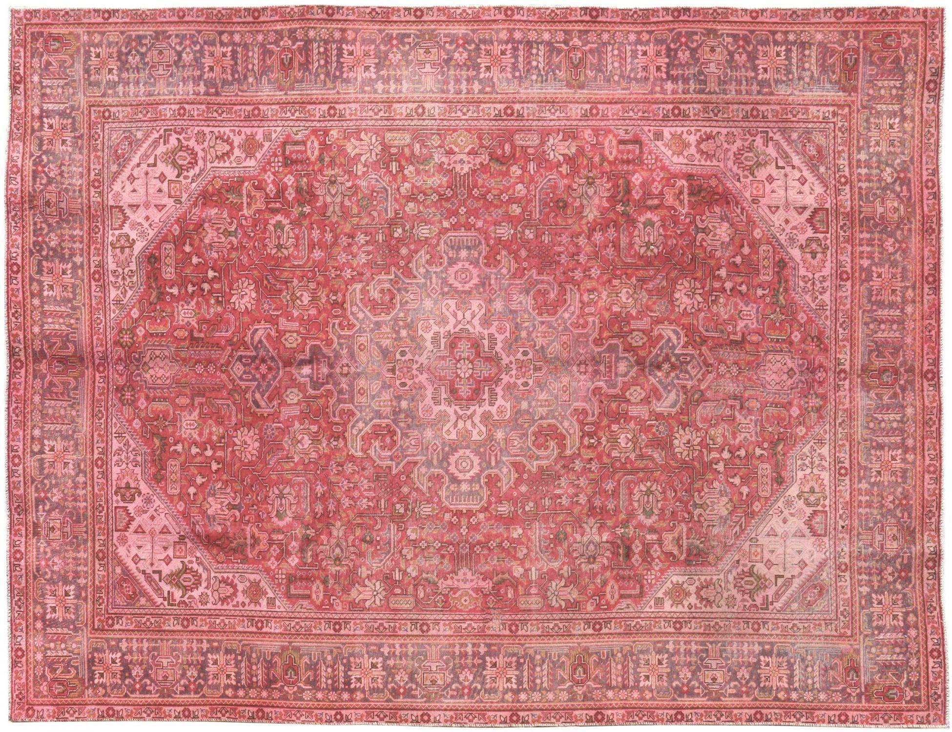 Tappeto Vintage  rosa <br/>330 x 237 cm
