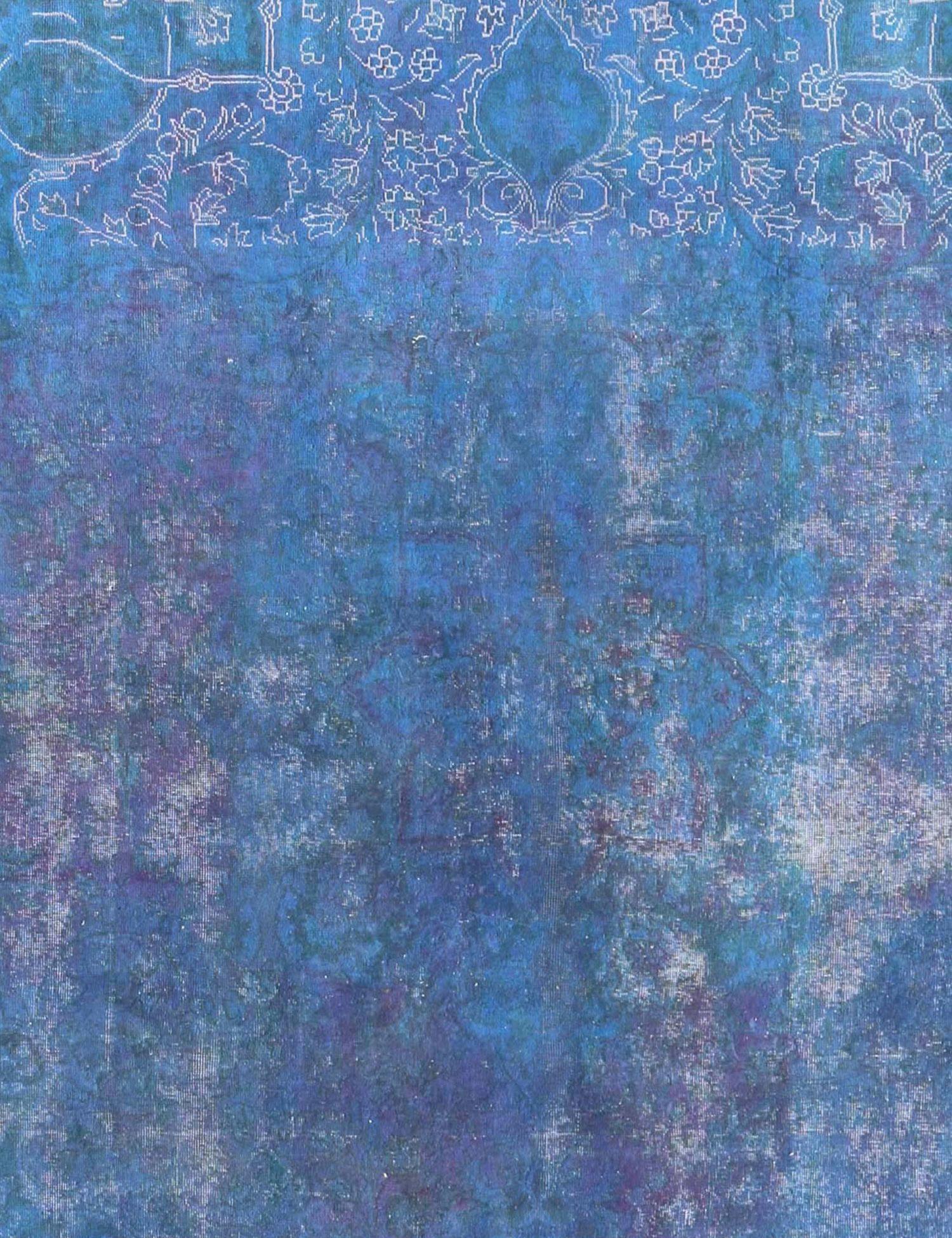 Tappeto Vintage  blu <br/>325 x 265 cm