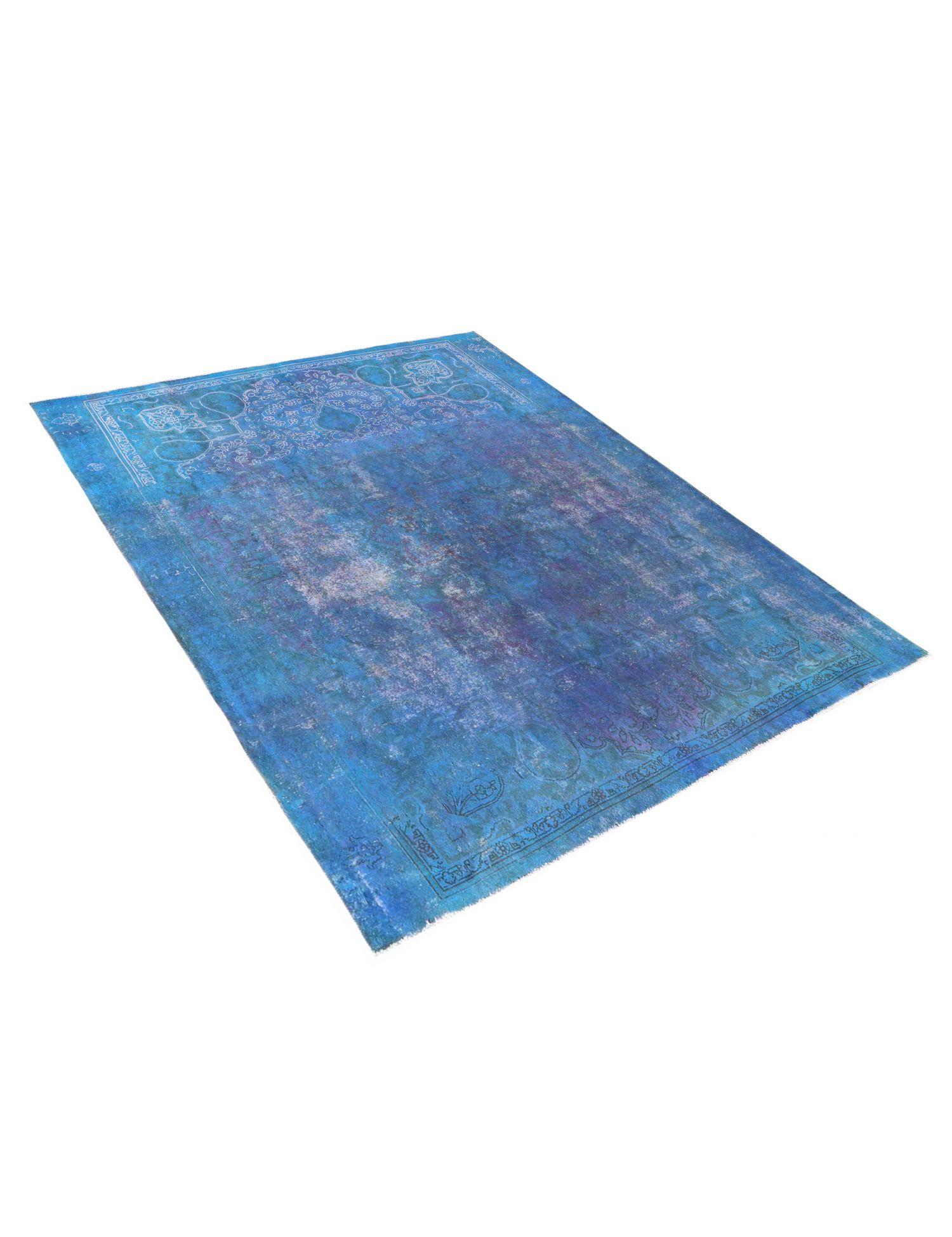 Vintage Perserrteppich  blau <br/>325 x 265 cm