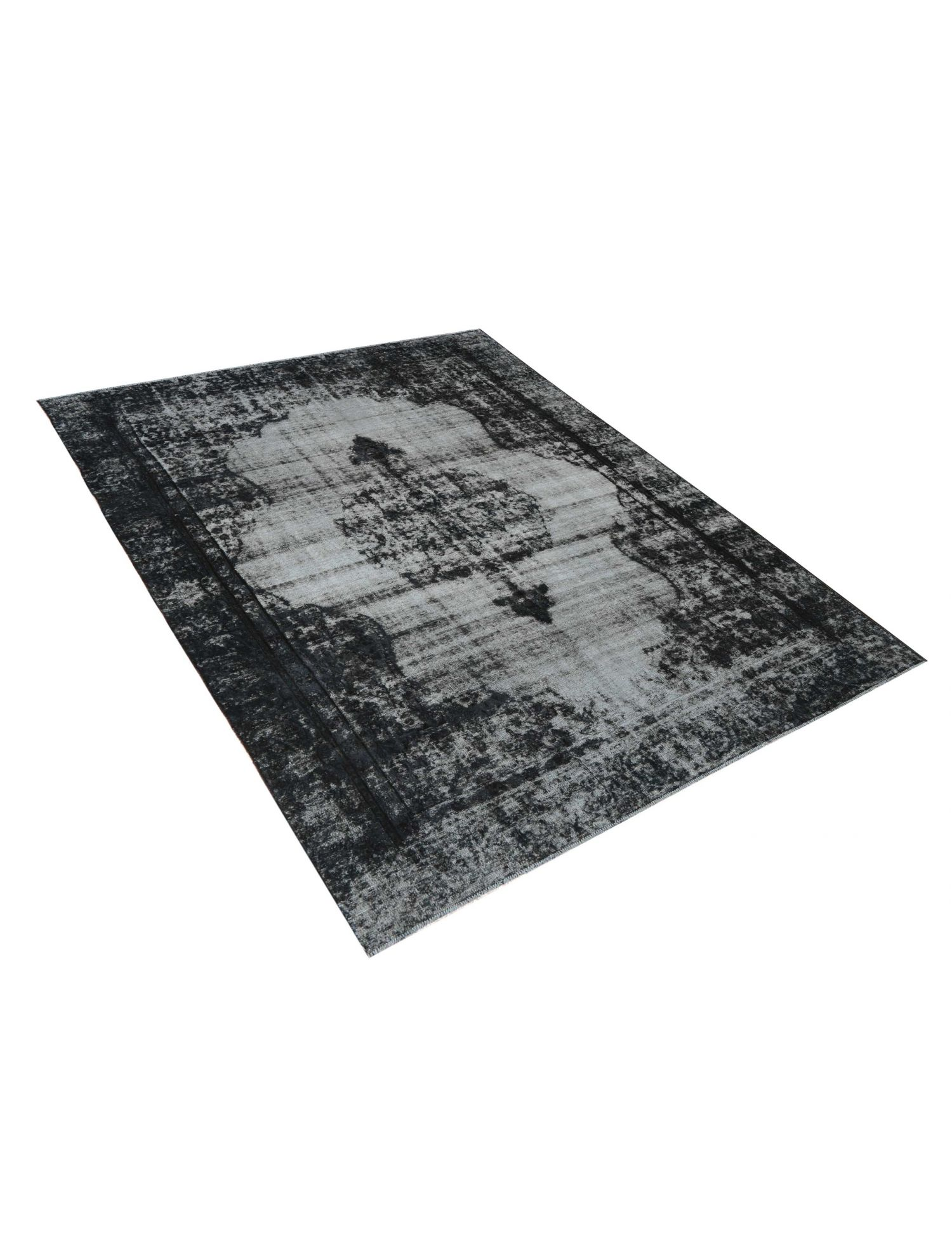 Vintage Teppich  schwarz <br/>330 x 245 cm