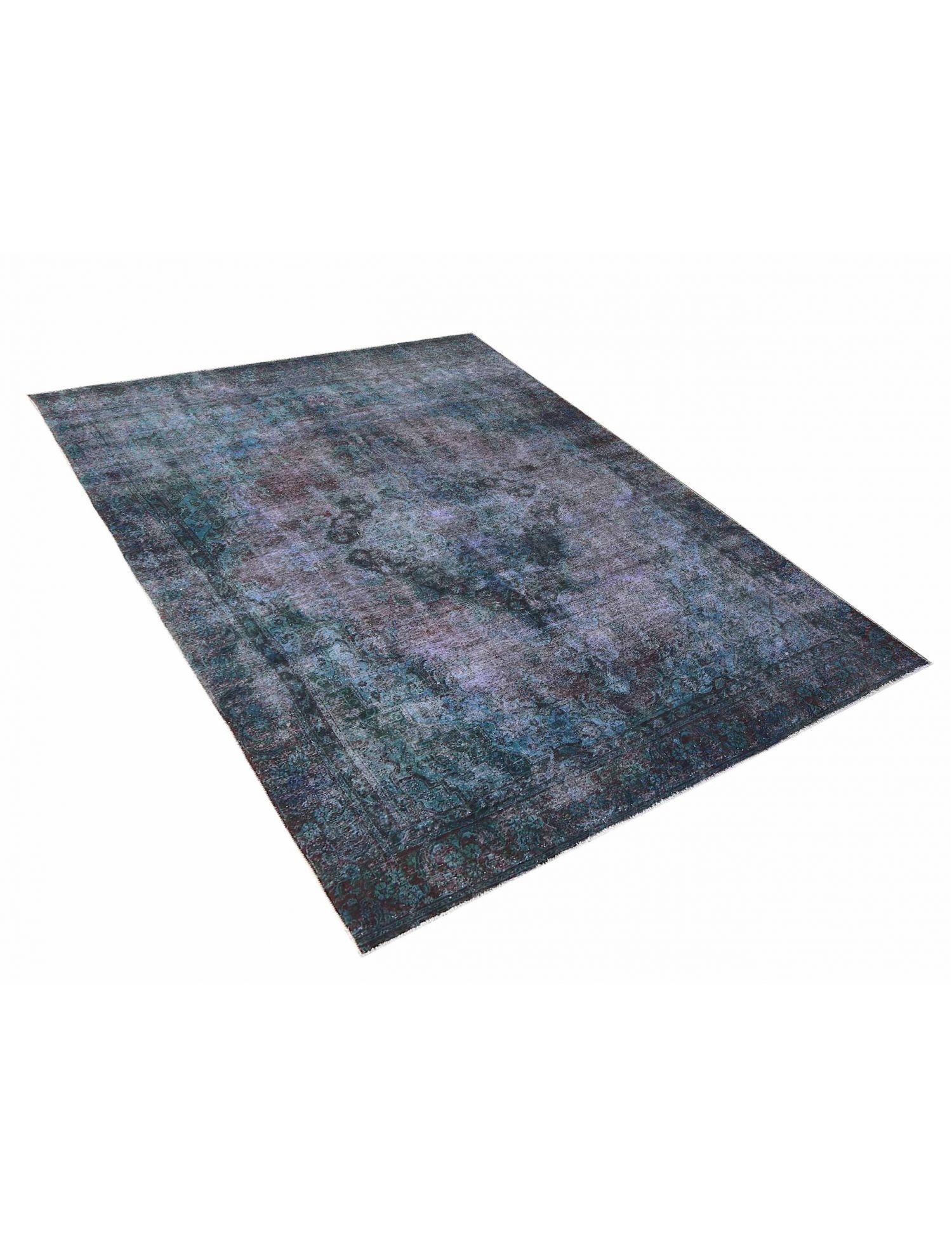 Vintage Teppich  blau <br/>393 x 270 cm