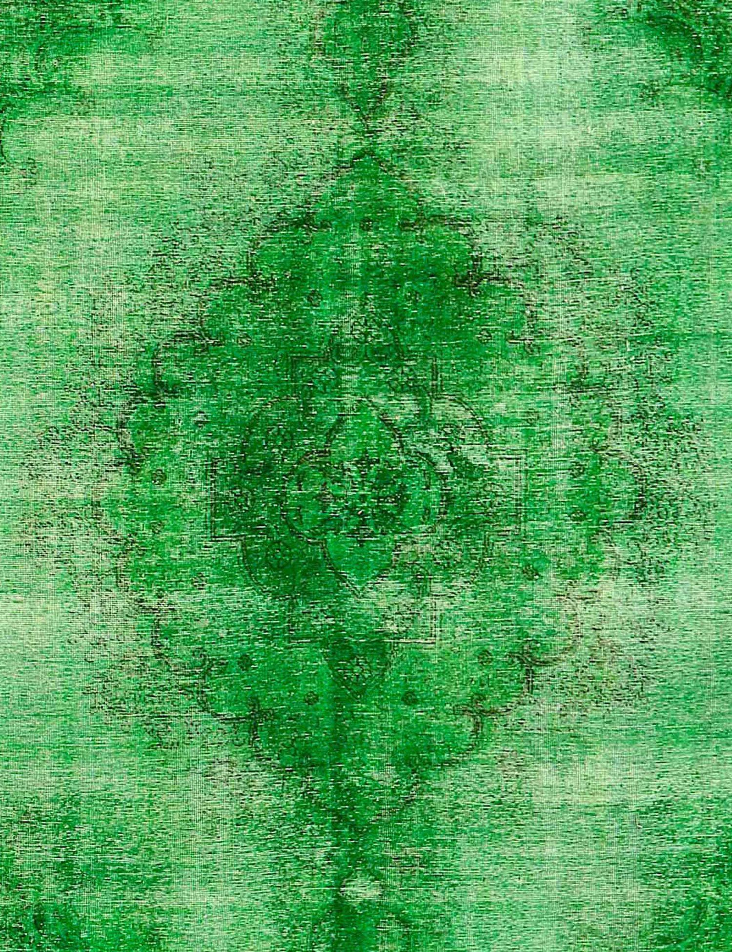 Tappeto Vintage  verde <br/>390 x 298 cm
