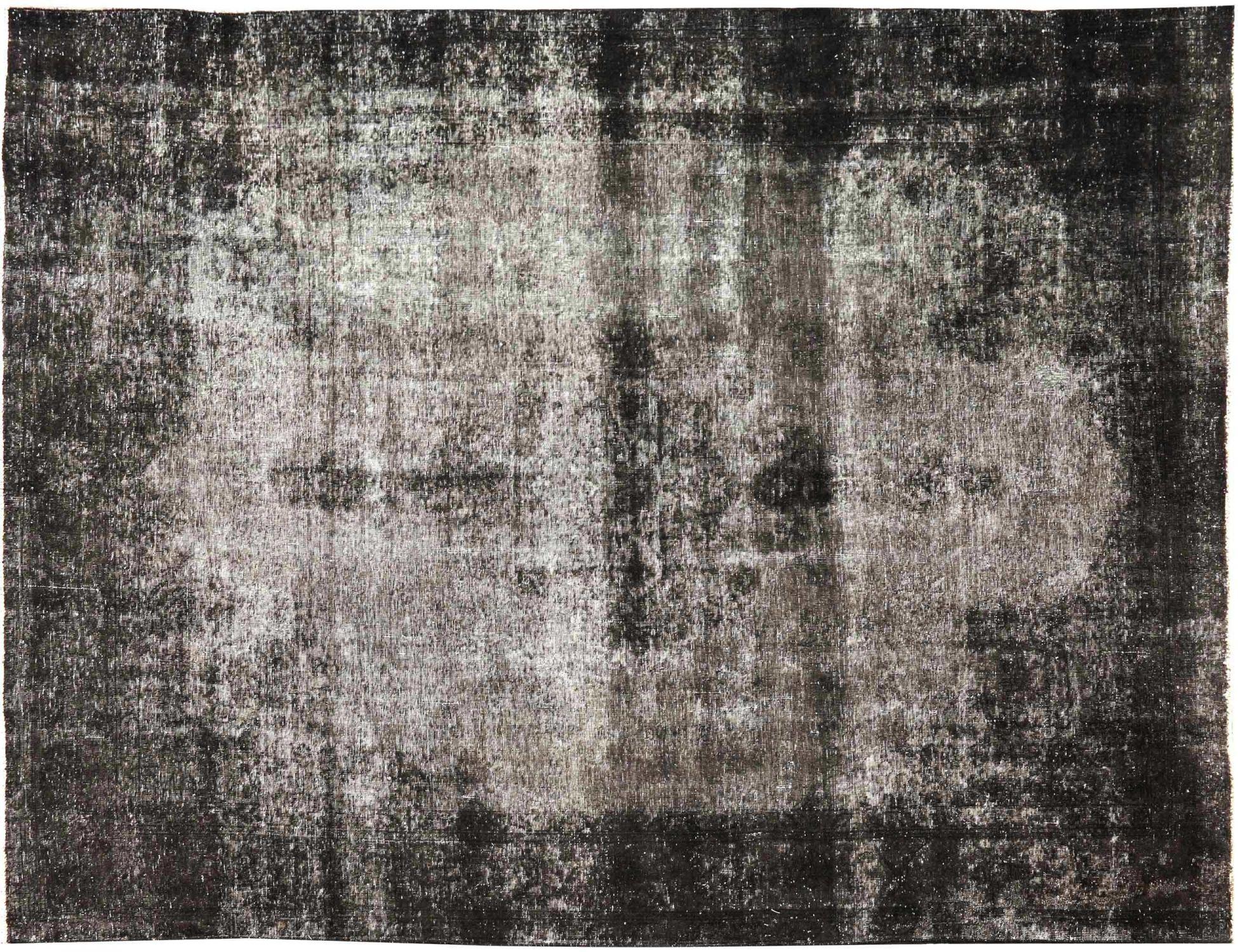 Vintage Teppich  schwarz <br/>340 x 245 cm
