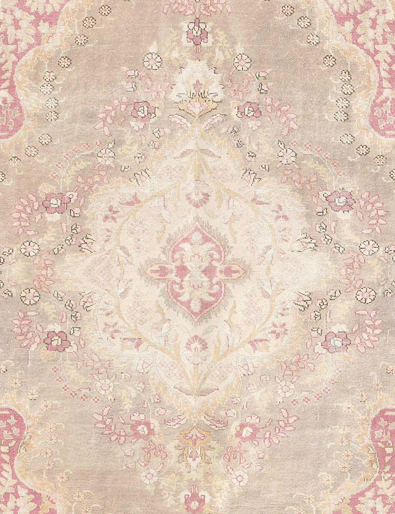 Retro Perserteppich  beige <br/>292 x 191 cm