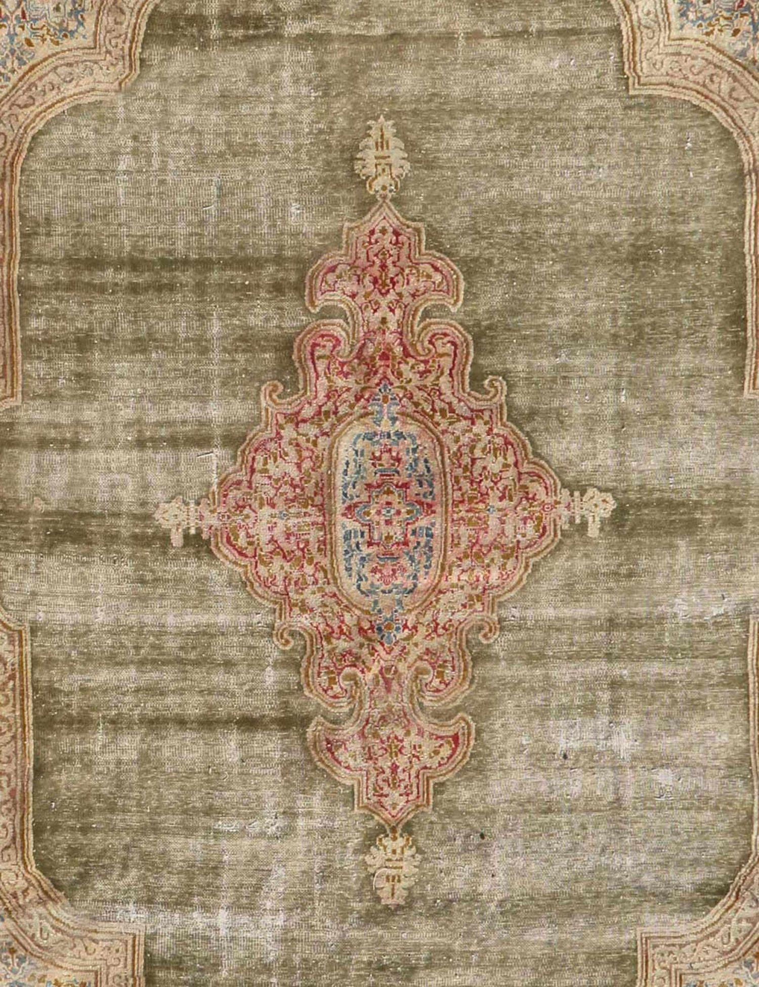 Retro Perserteppich  beige <br/>397 x 300 cm