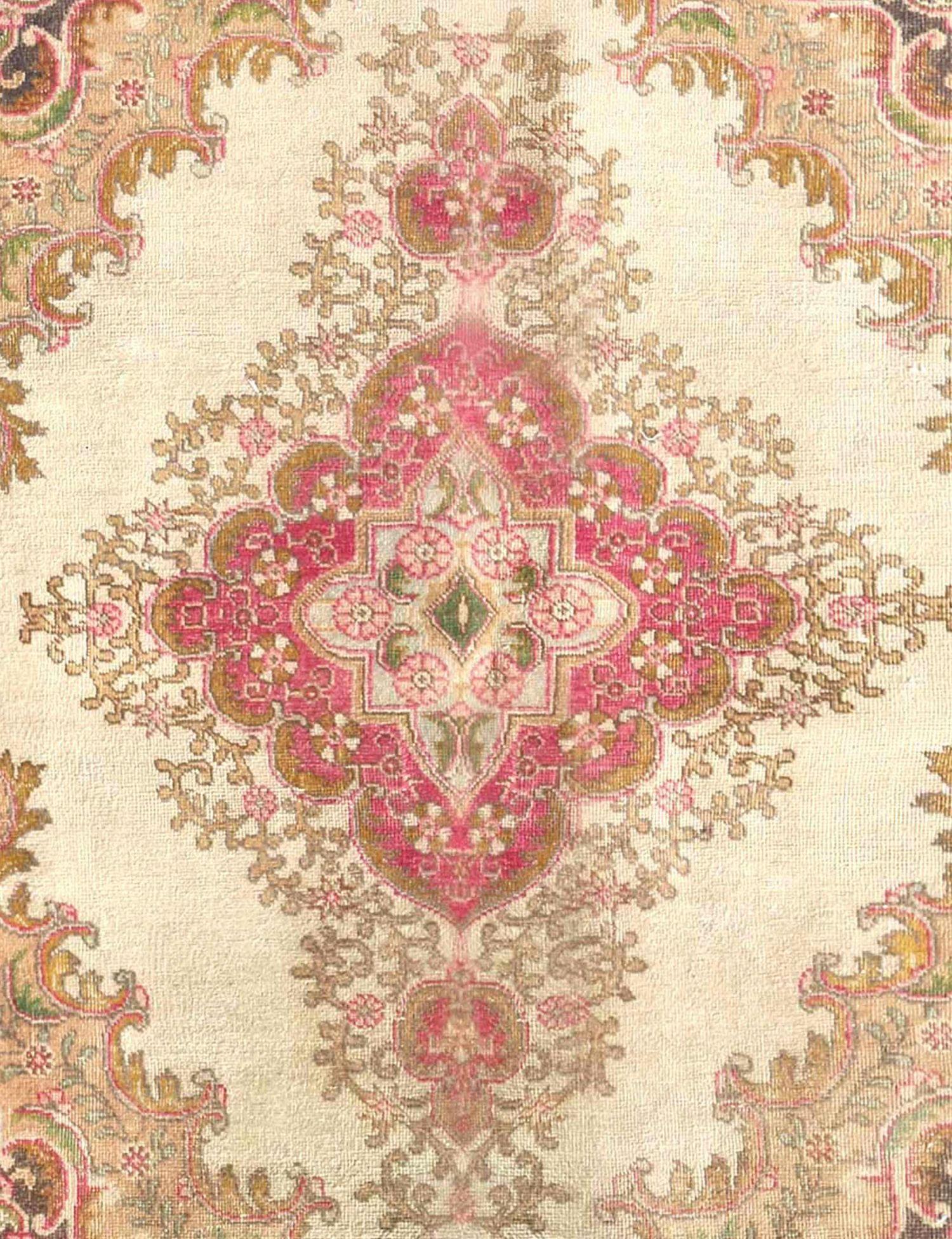Retro Perserteppich  beige <br/>270 x 180 cm