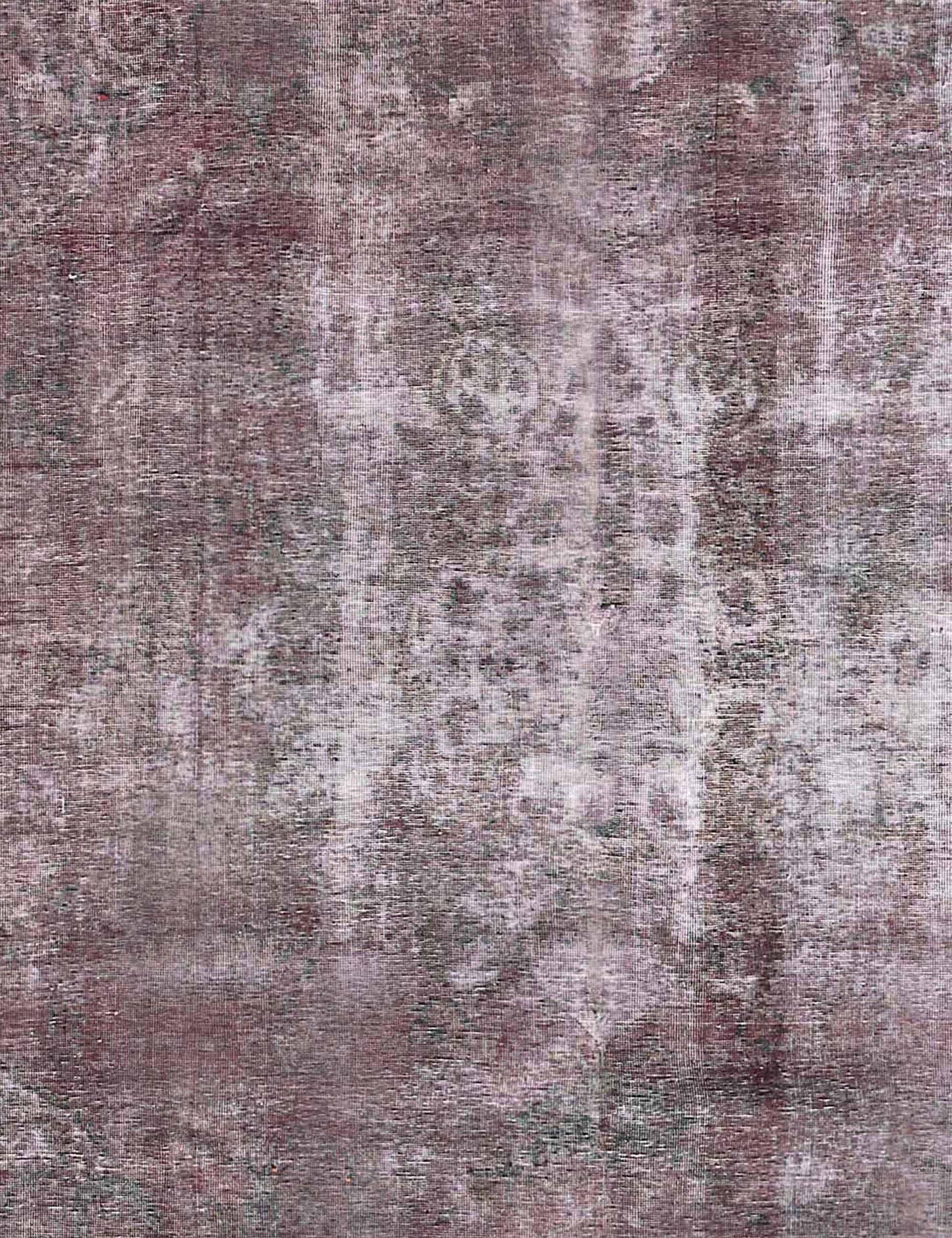 Vintage Teppich  lila <br/>364 x 278 cm