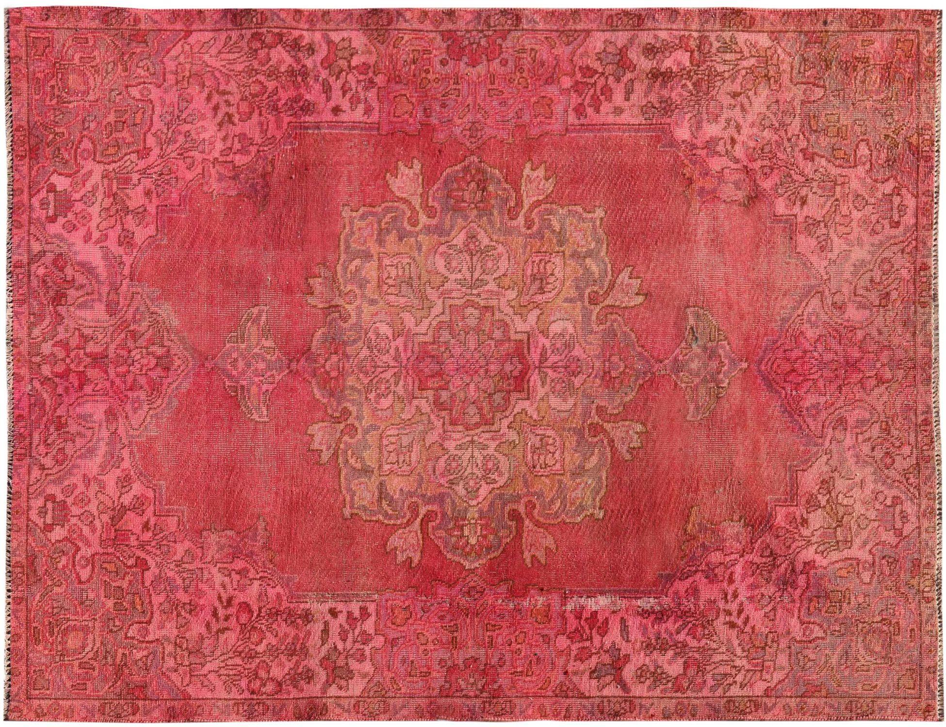 Vintage Teppich  rosa <br/>240 x 160 cm